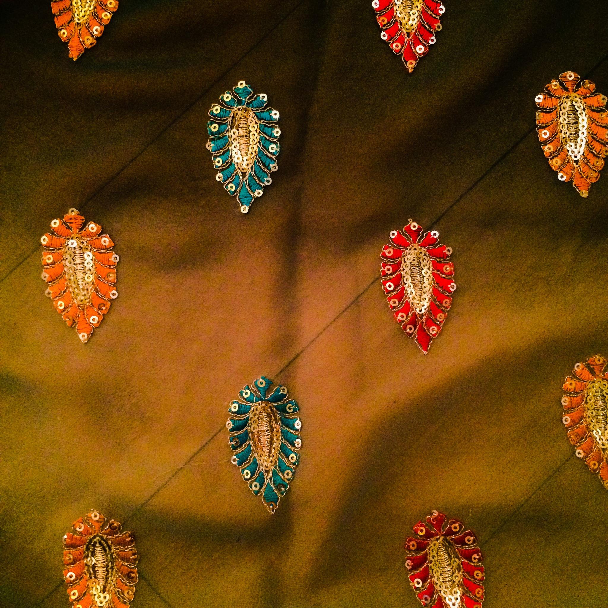 My Friend's Sari by Tracey Glazebrook
