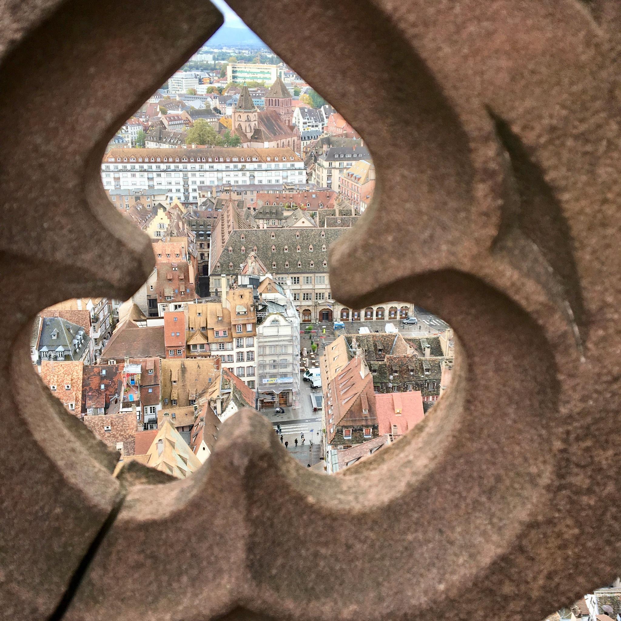 Strasbourg by ceciliacarcamo