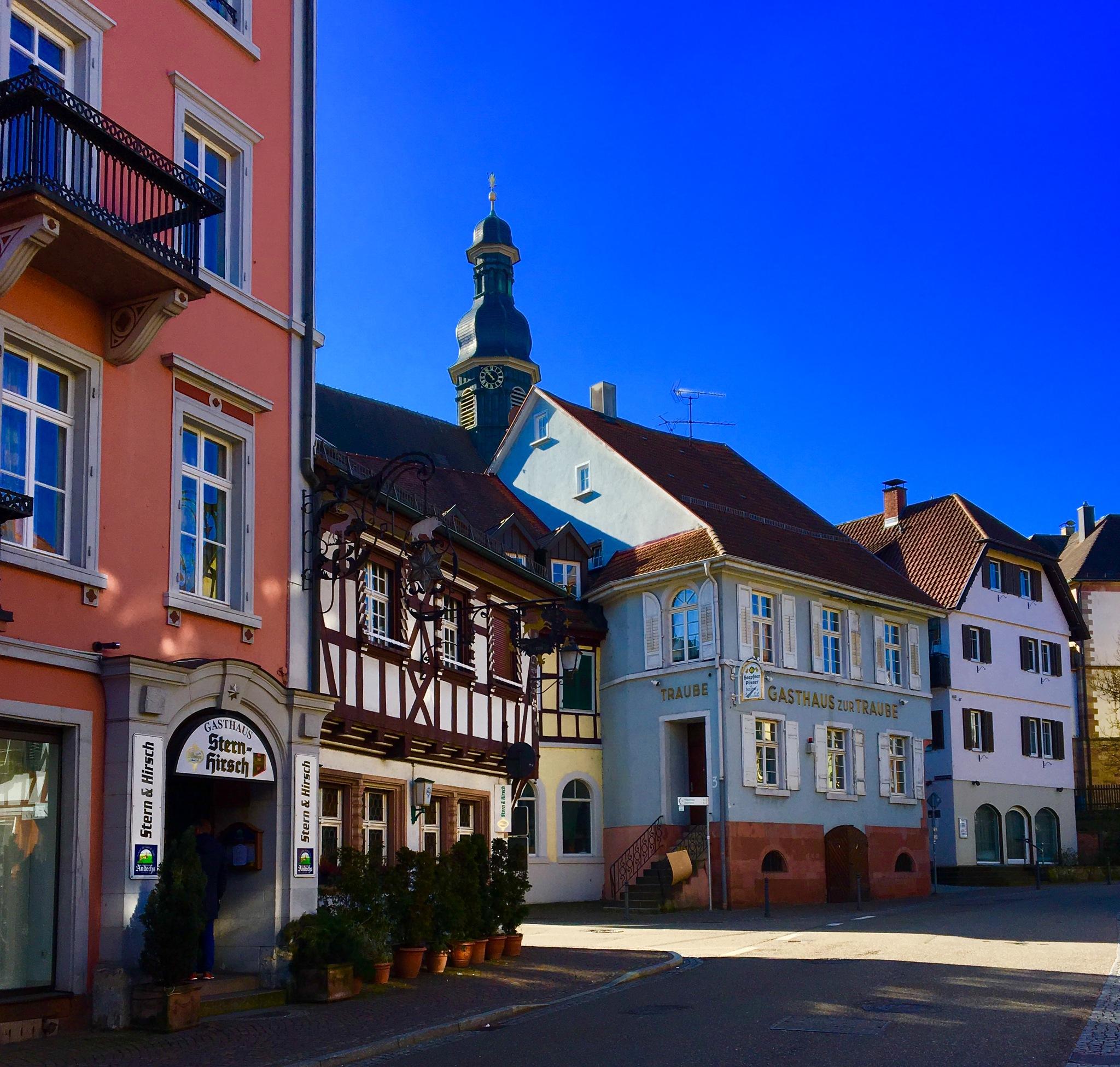 Gernsbach  by ceciliacarcamo