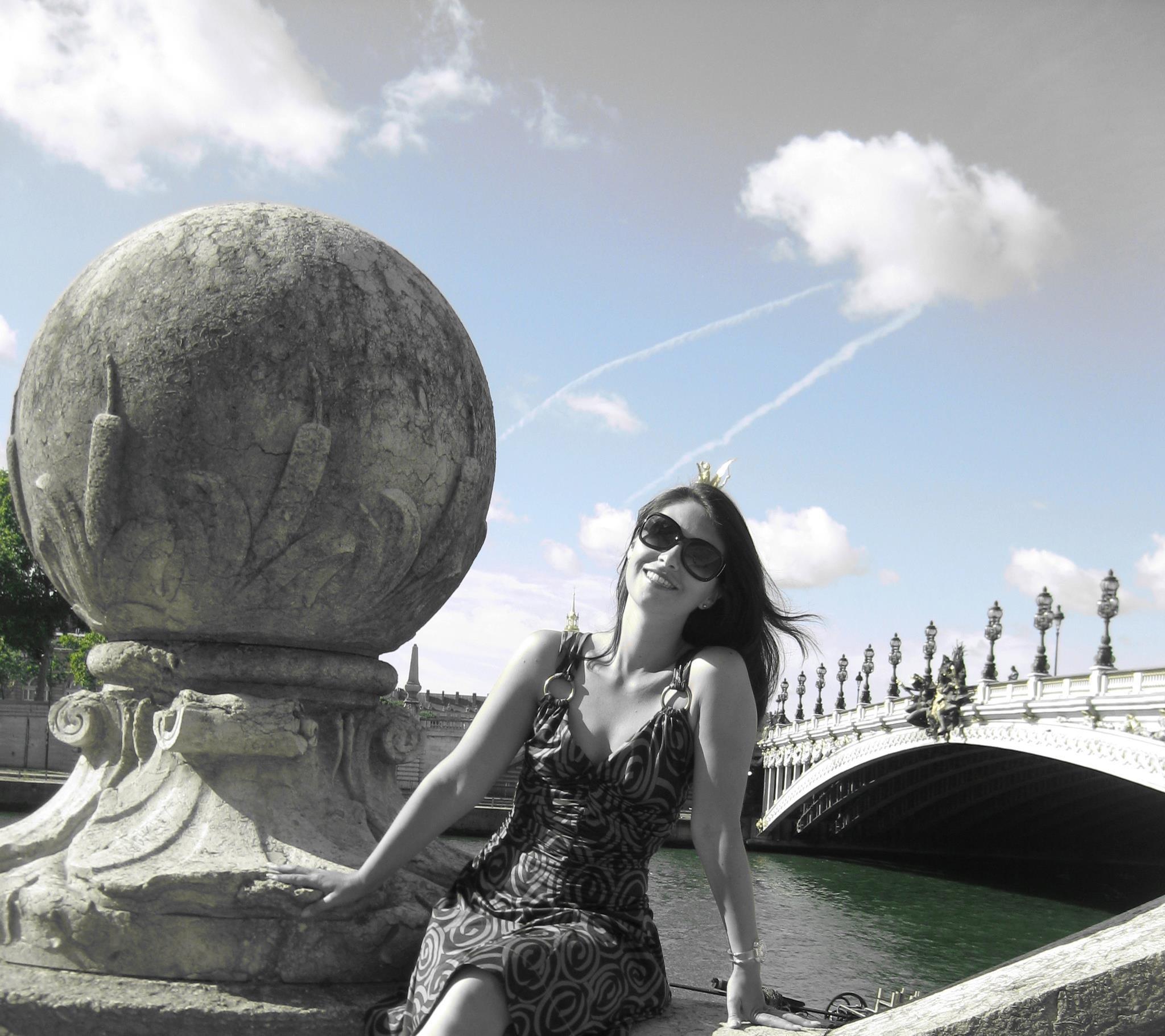 Paris by ceciliacarcamo