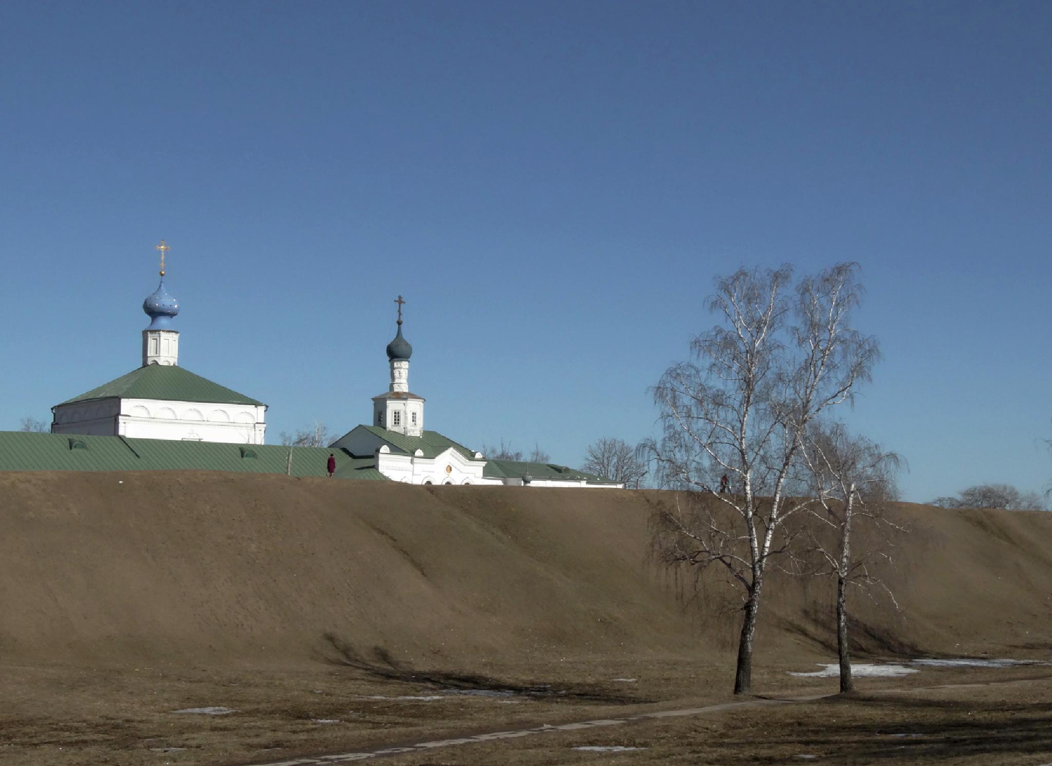 На Кремлёвском валу by tarutinaolga2012