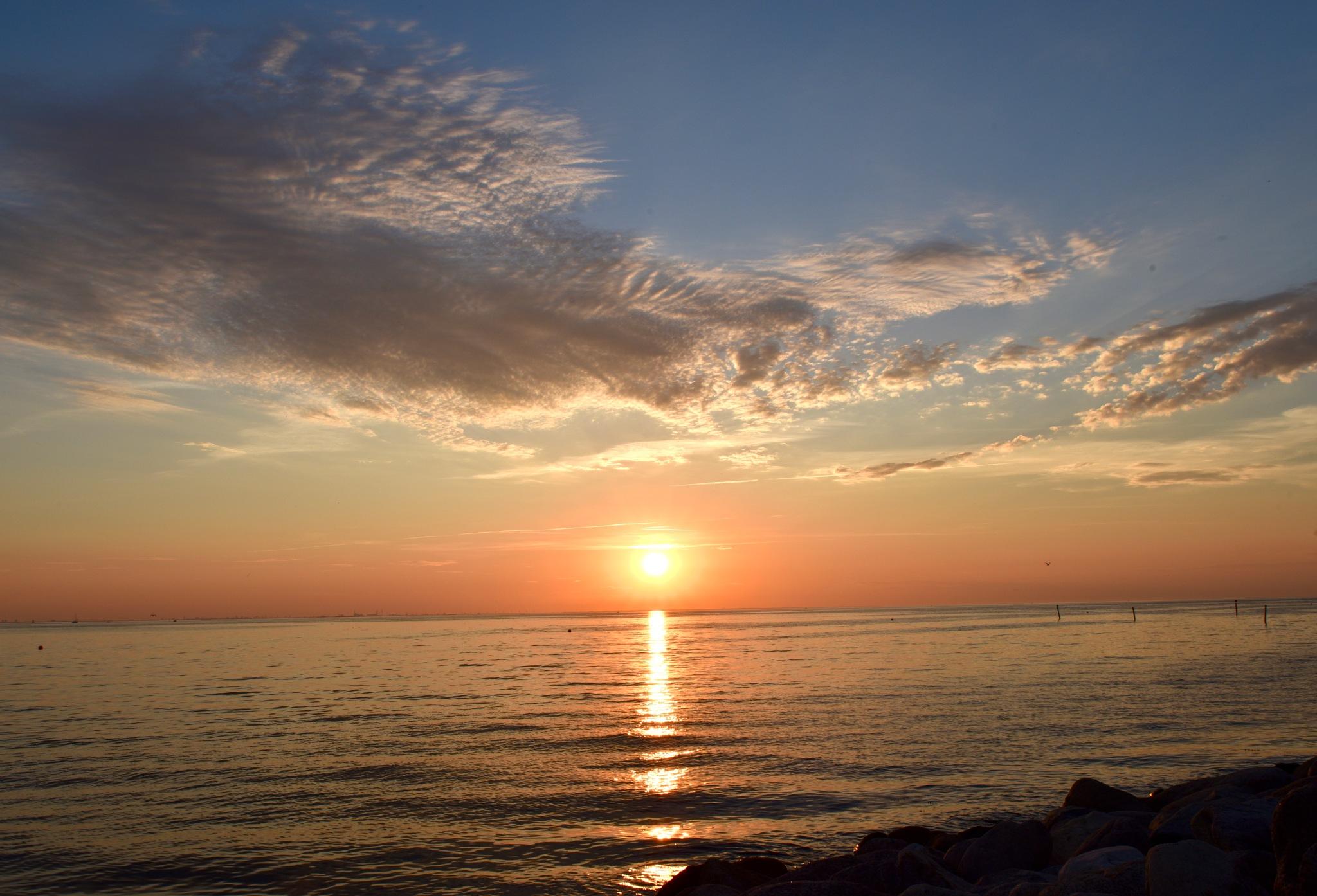 Sunset 887! by Memed Bayatli