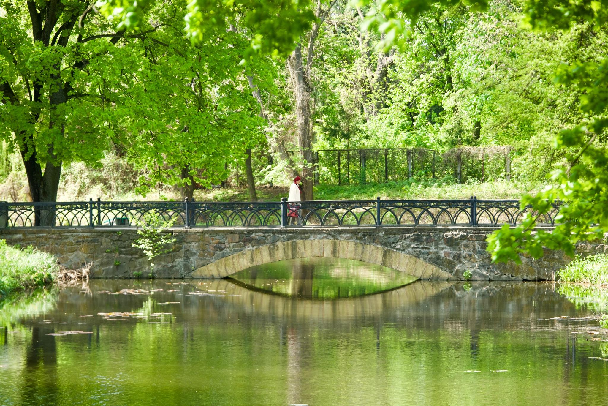 Alexsandriya park in Belaya Tserkov in Ukraine ! by Memed Bayatli