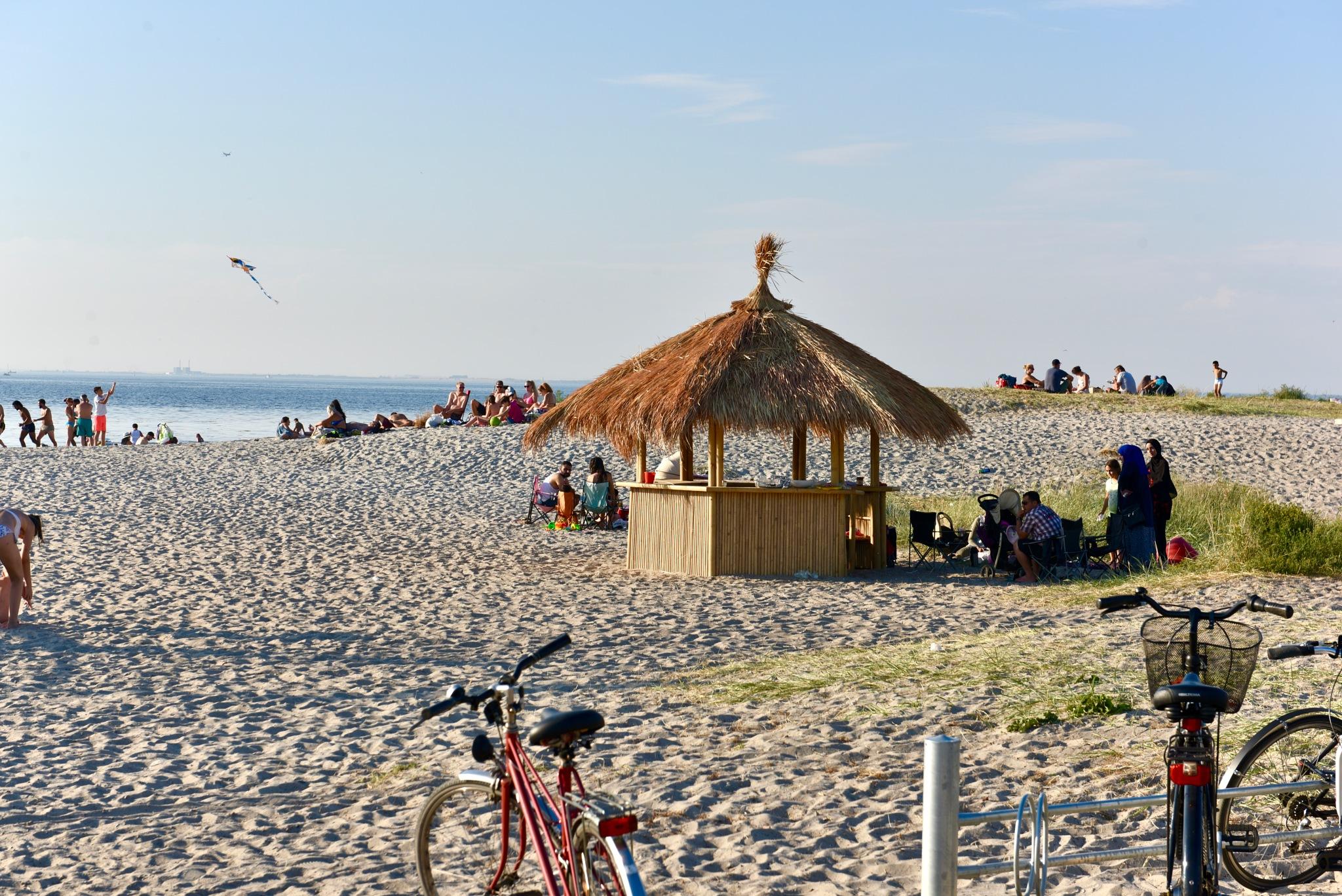 Malmö beach 5! by Memed Bayatli