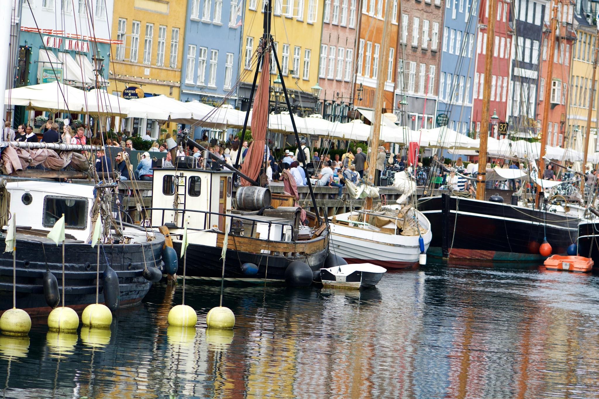 Nyhaven Copenhagen 2! by Memed Bayatli