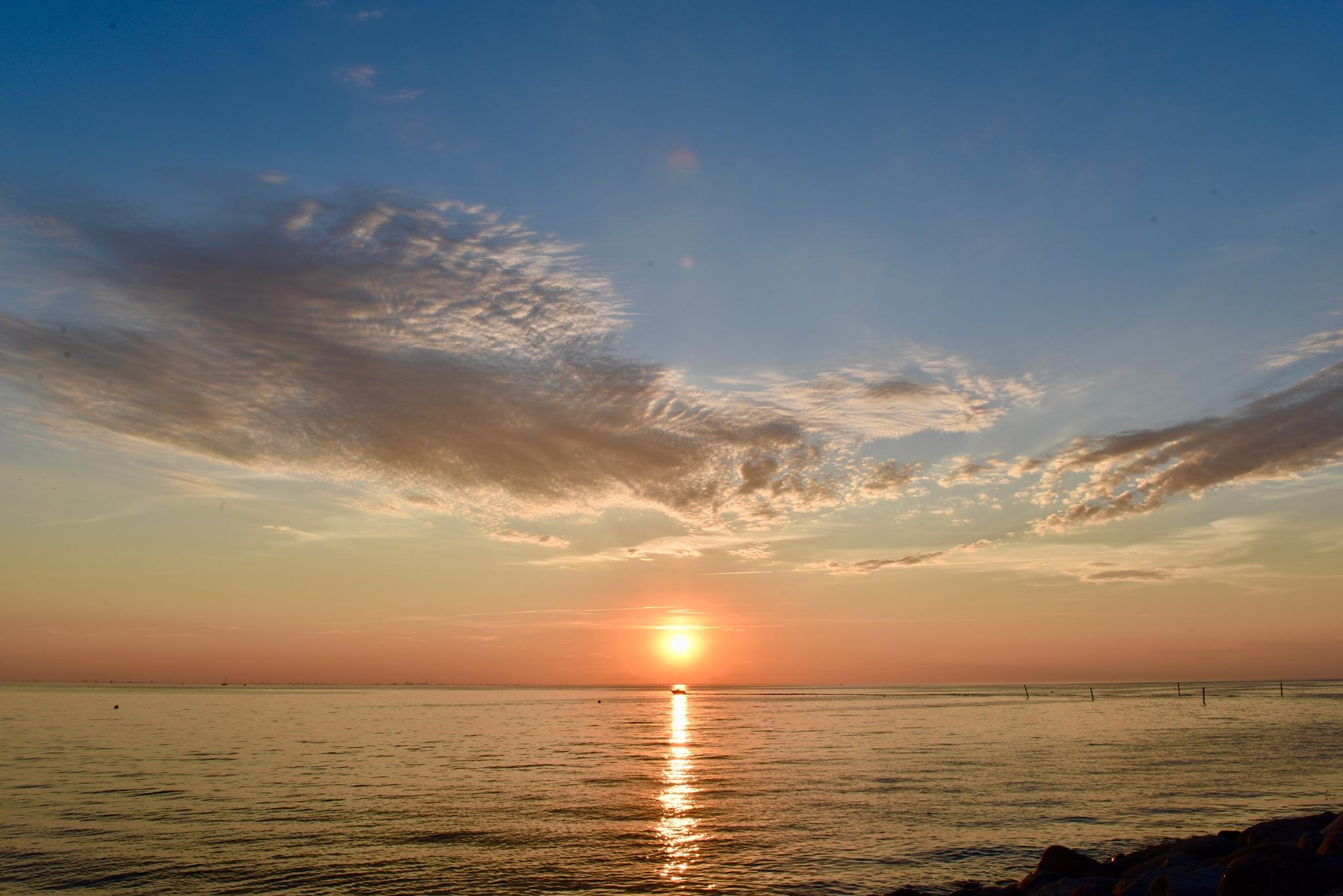 Sunset 200! by Memed Bayatli