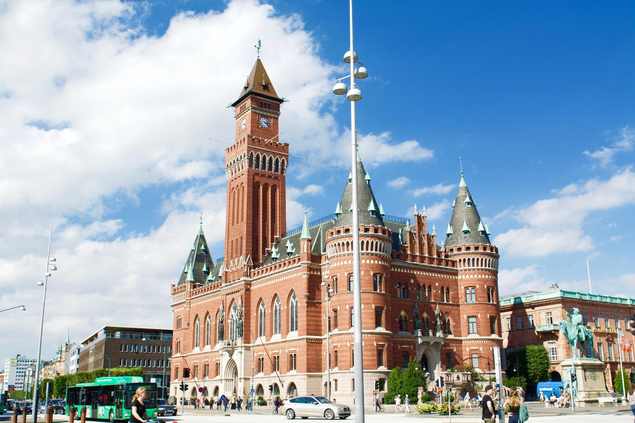 Helsingborg Sweden! by Memed Bayatli