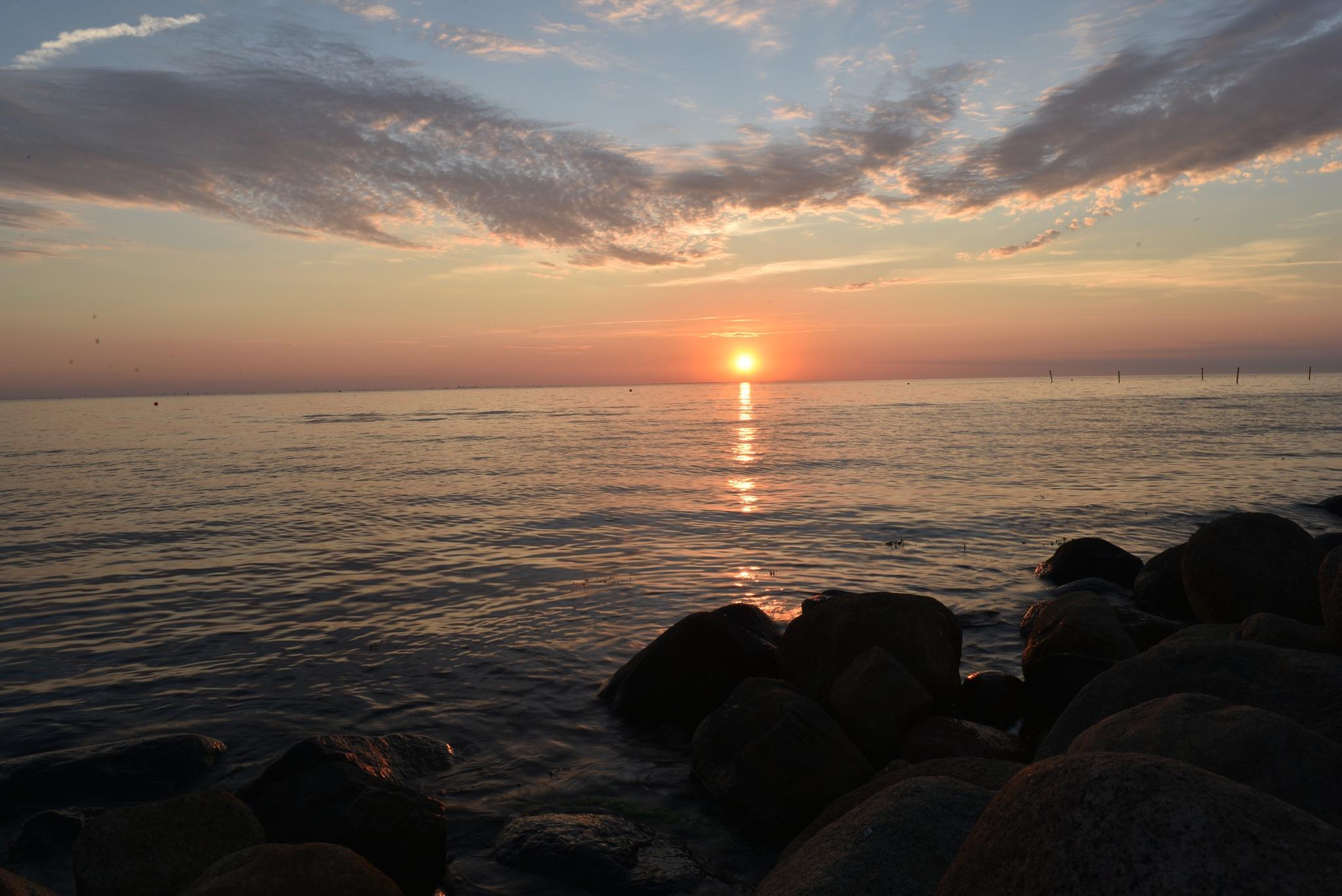 Sunset 53! by Memed Bayatli