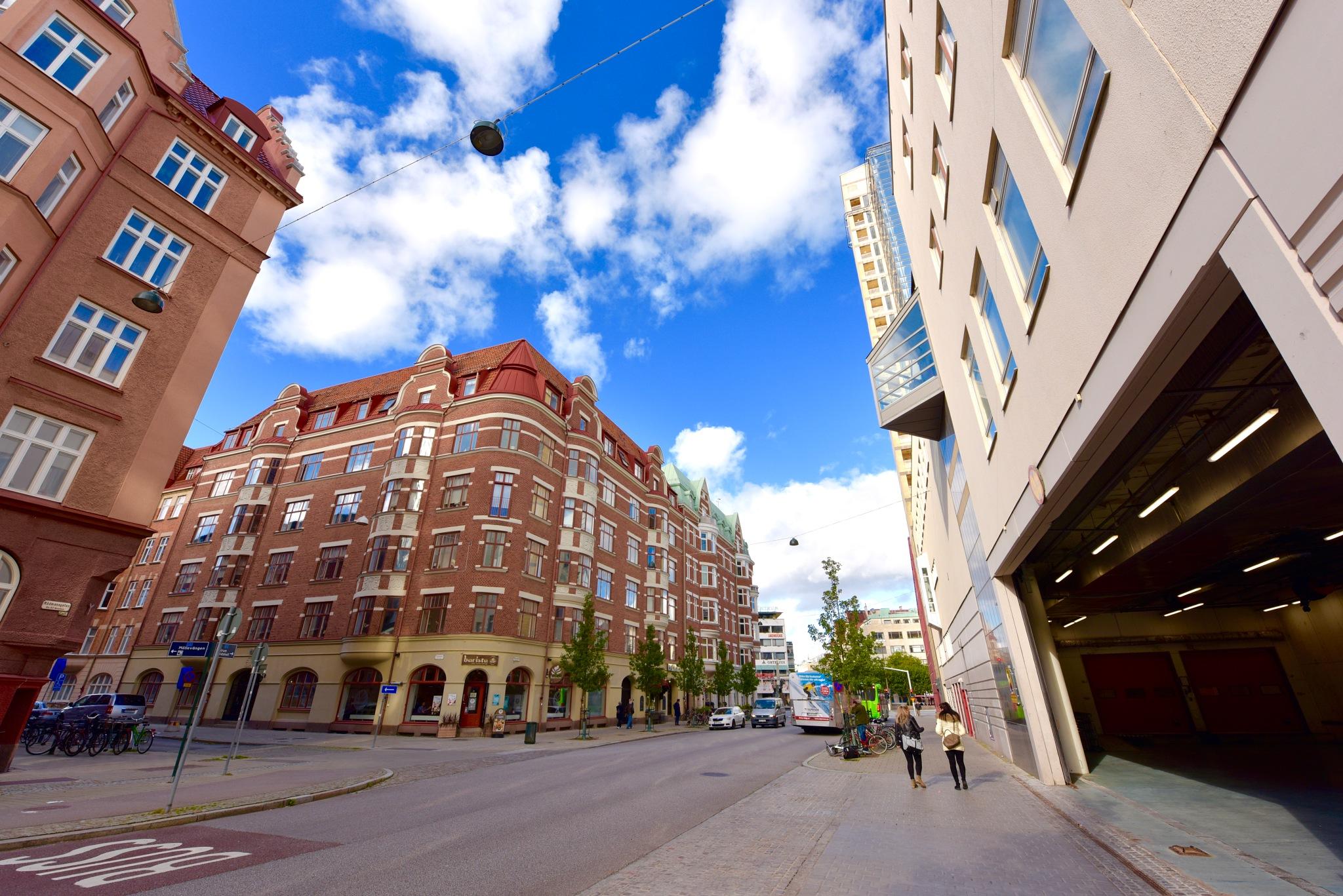 Malmö city 5! by Memed Bayatli