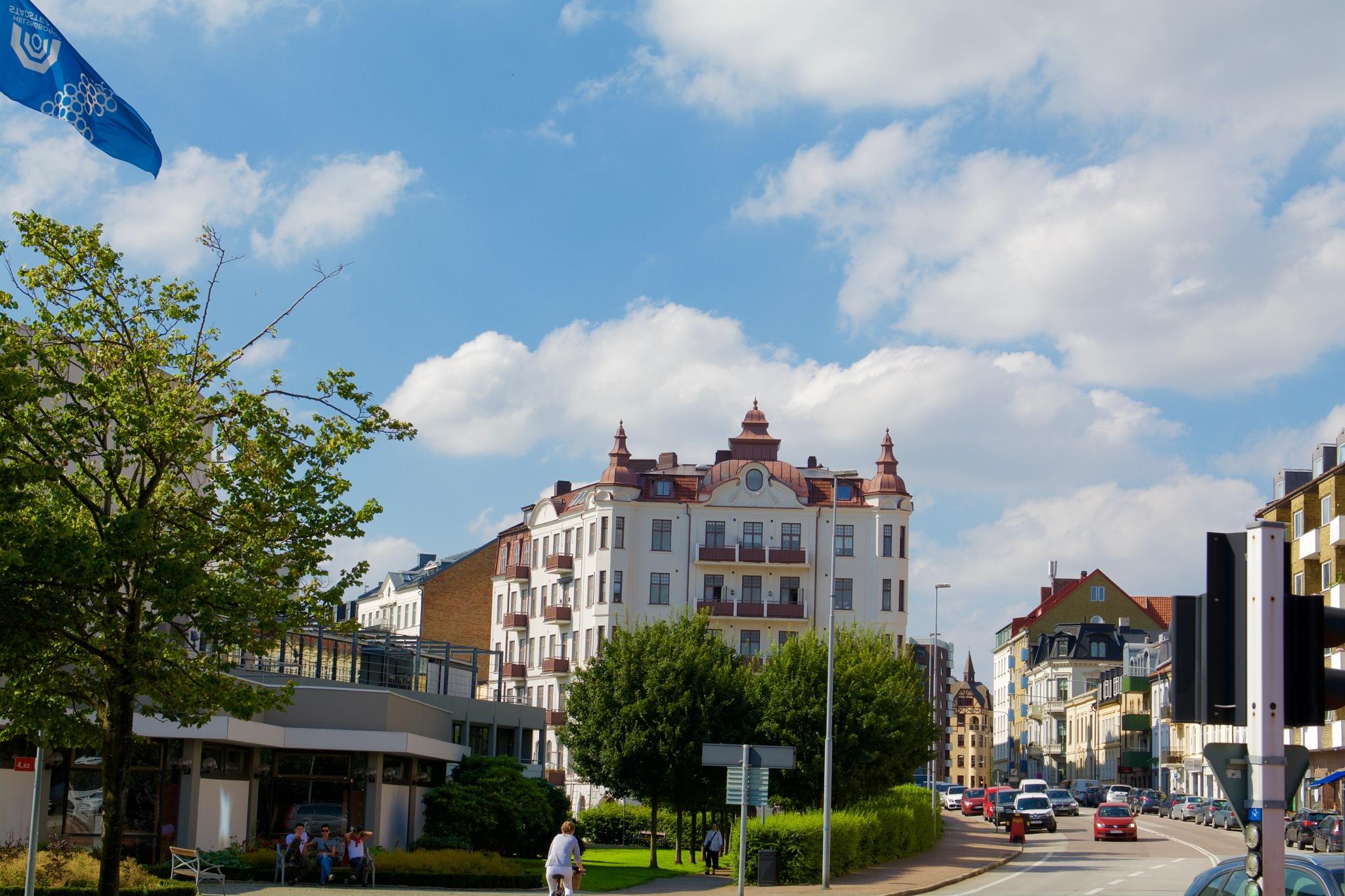 Helsingborg Sweden ! by Memed Bayatli