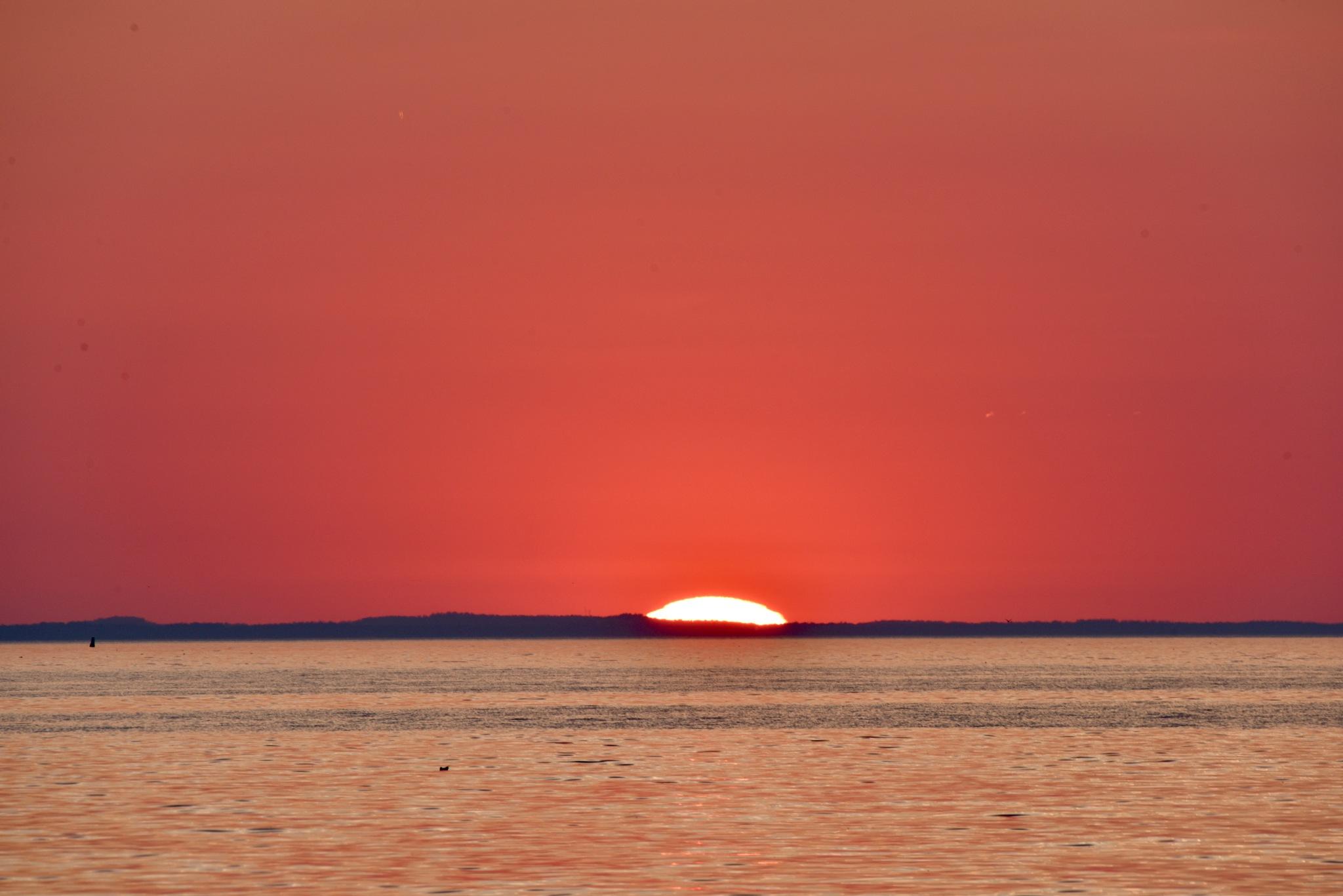 Sunset 77! by Memed Bayatli
