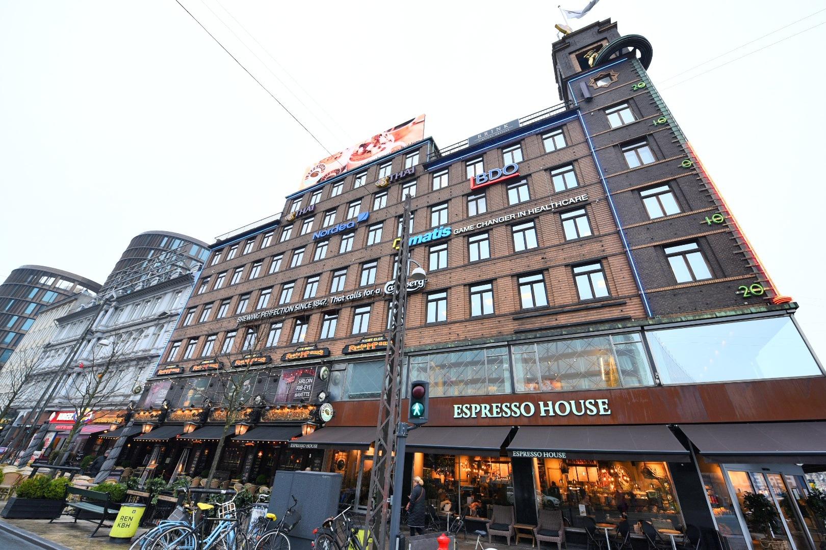 Copenhagen 99! by Memed Bayatli