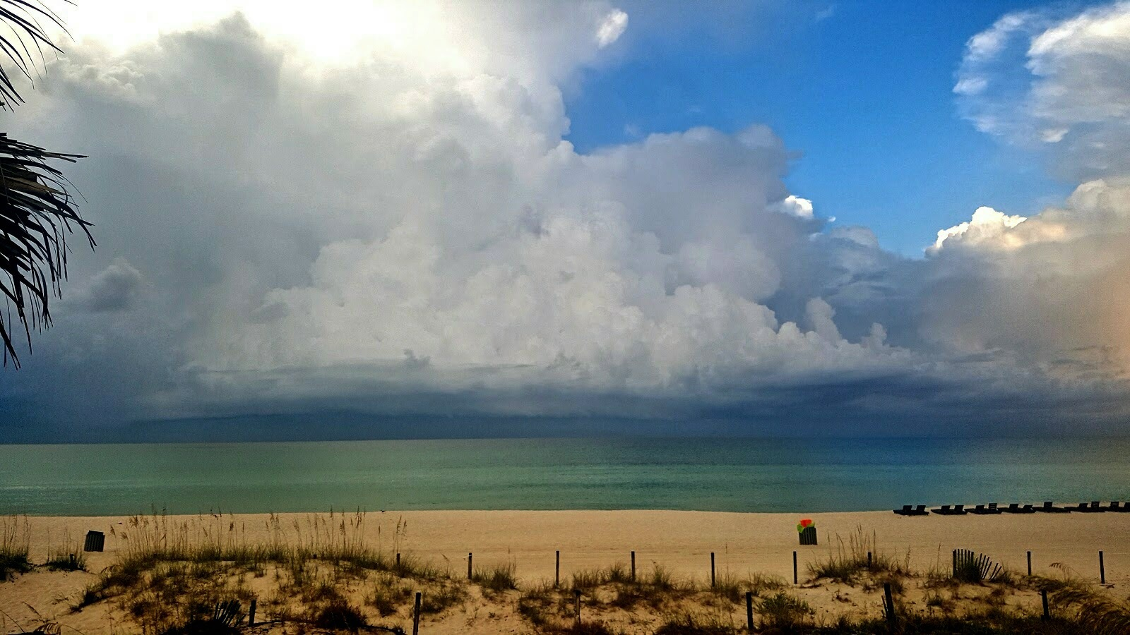 Storm rolling by Alisha Marie Coulson