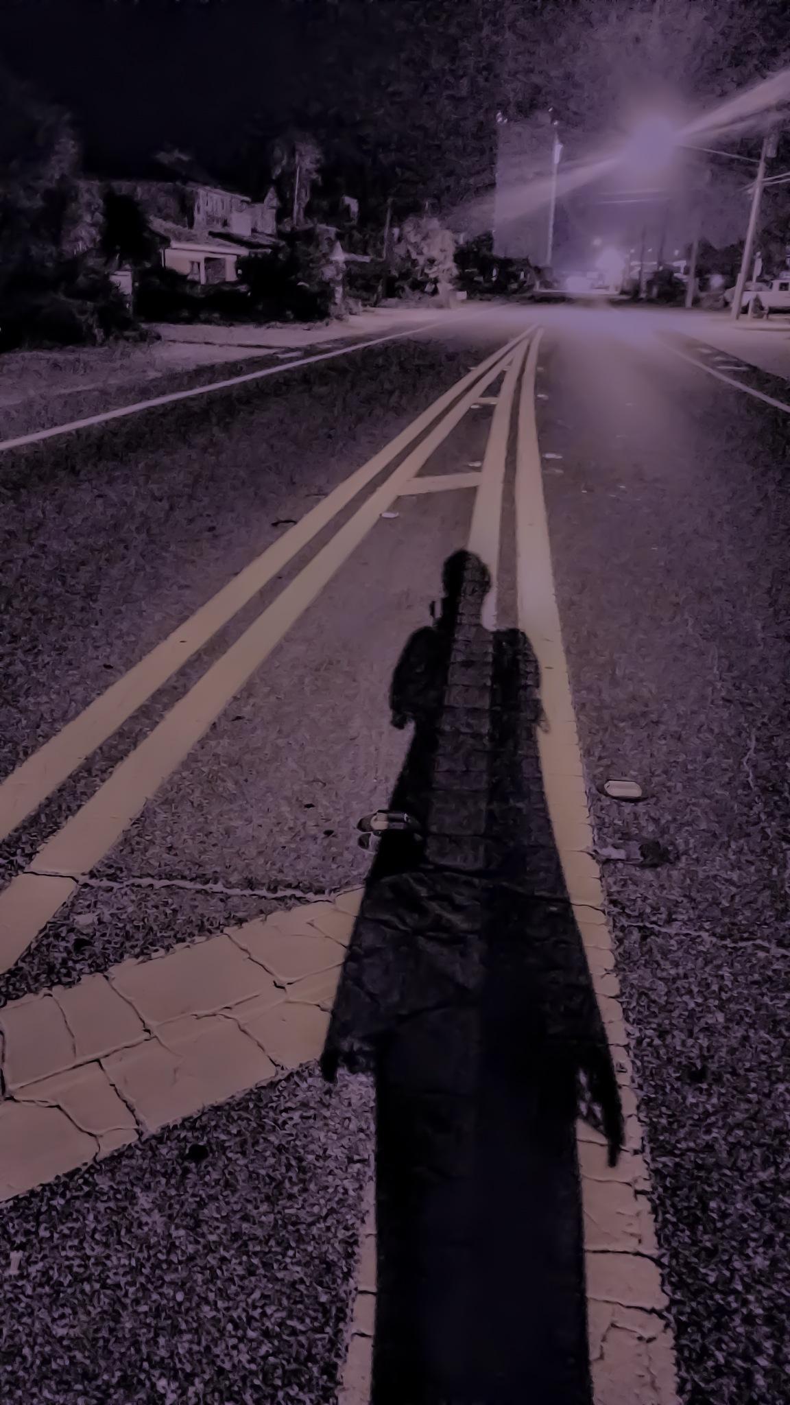 walk the line by Alisha Marie Coulson