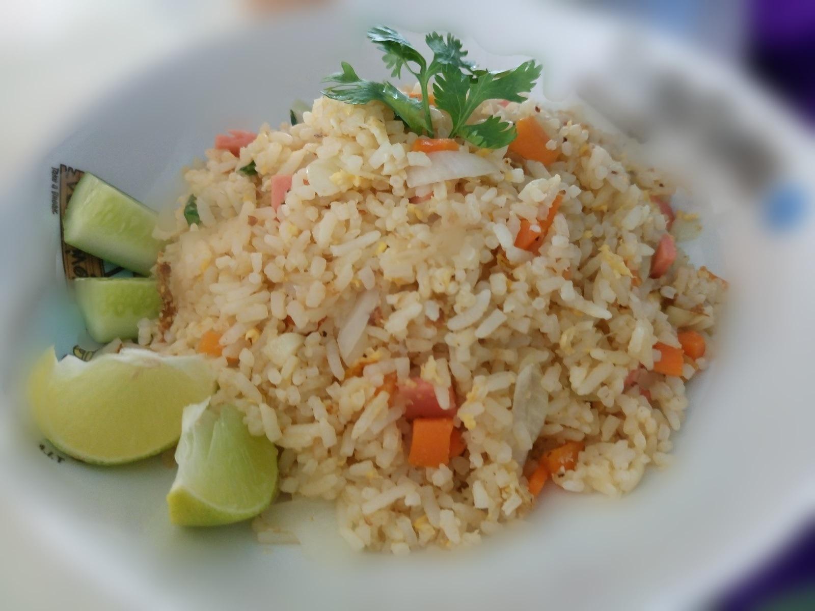 Fried rice by SolomonEz
