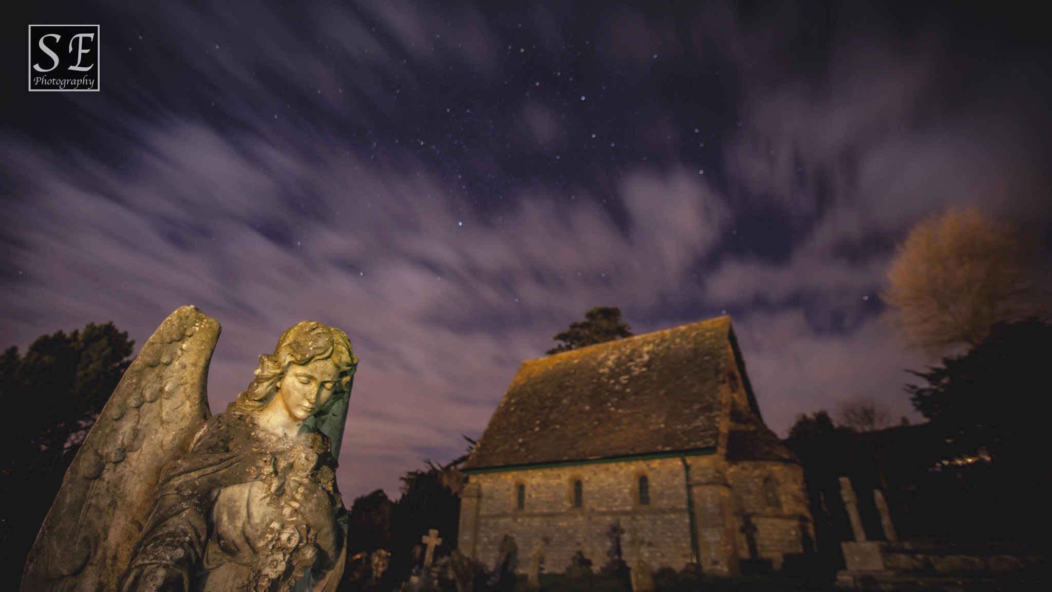 The sky at night by Simon Emmett Photography