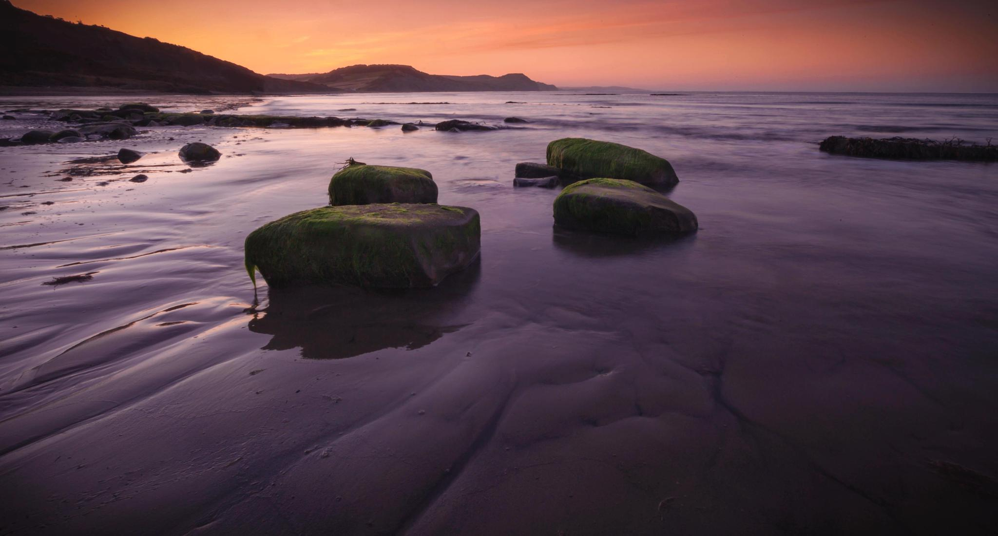 Long Exposure at dawn by Simon Emmett Photography