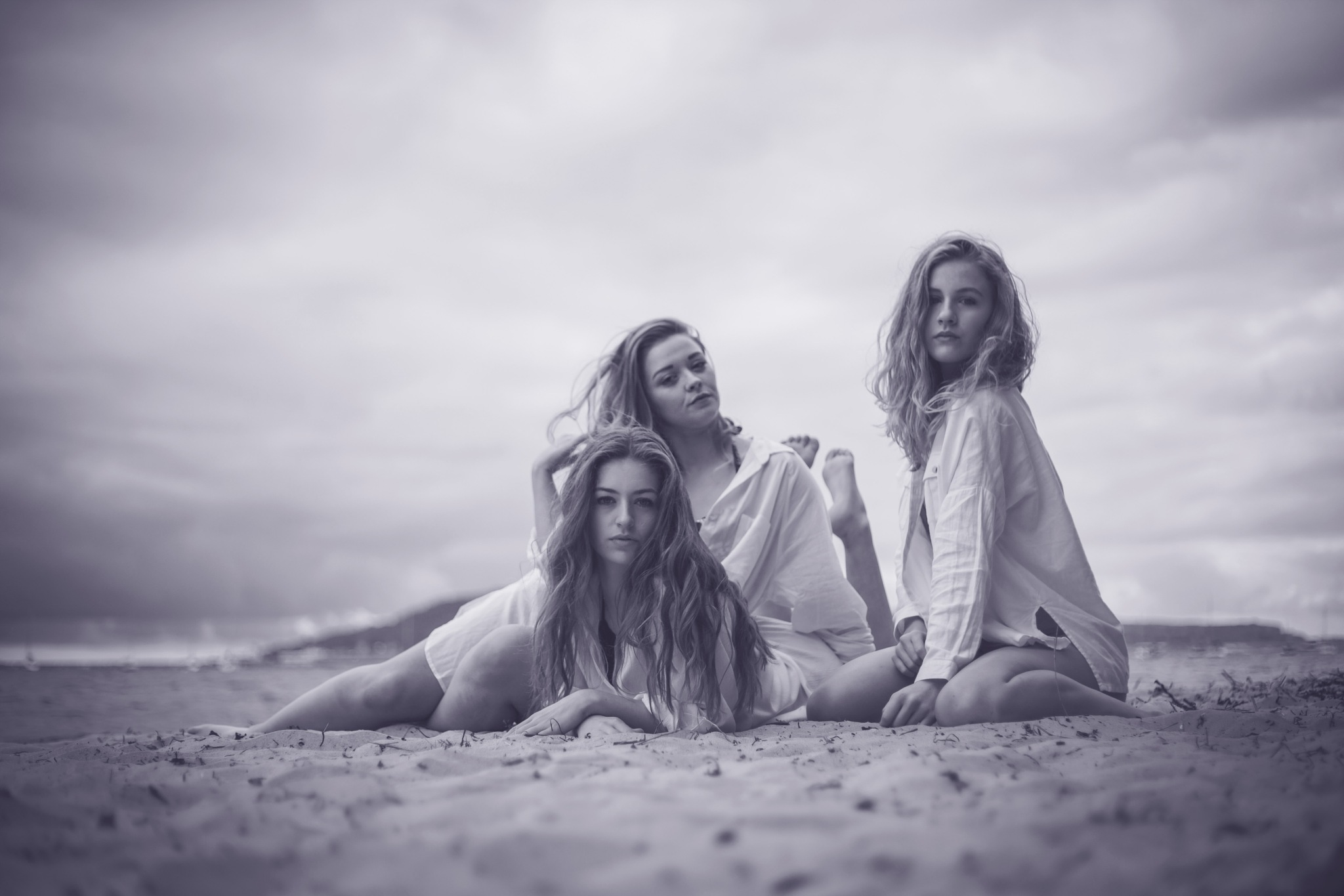 Charlies Angels  by Simon Emmett Photography