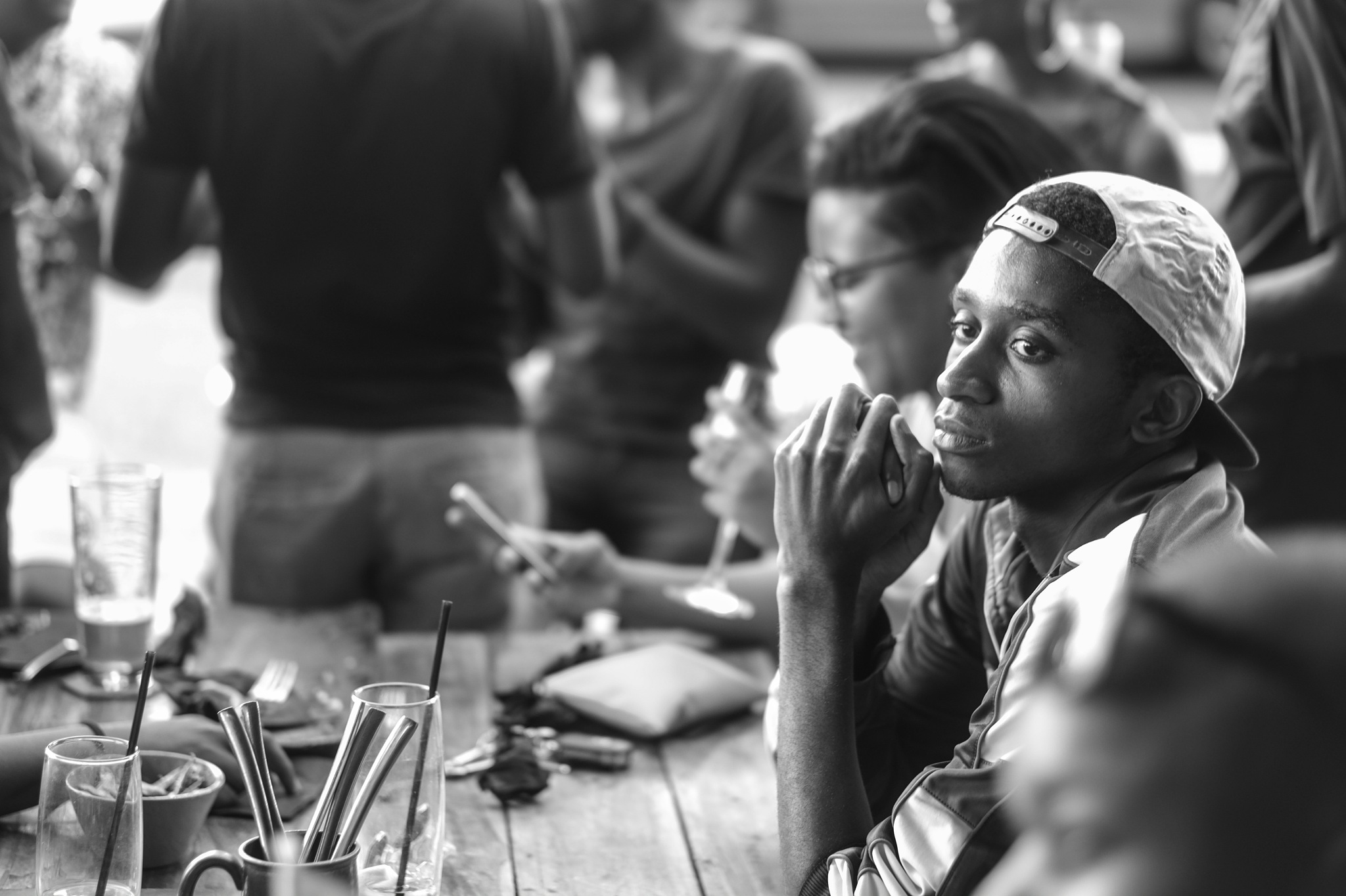 The Art of Contemplation by kurt_Blankenberg