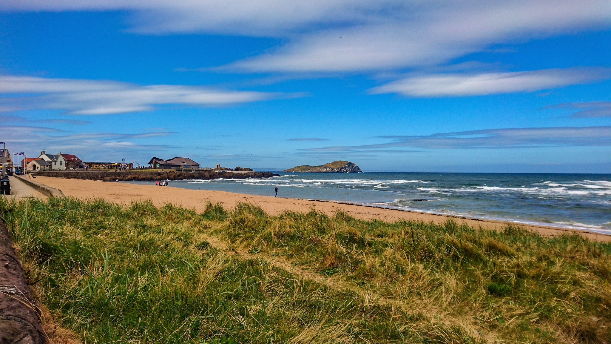 North Berwick Beach  by Stevie
