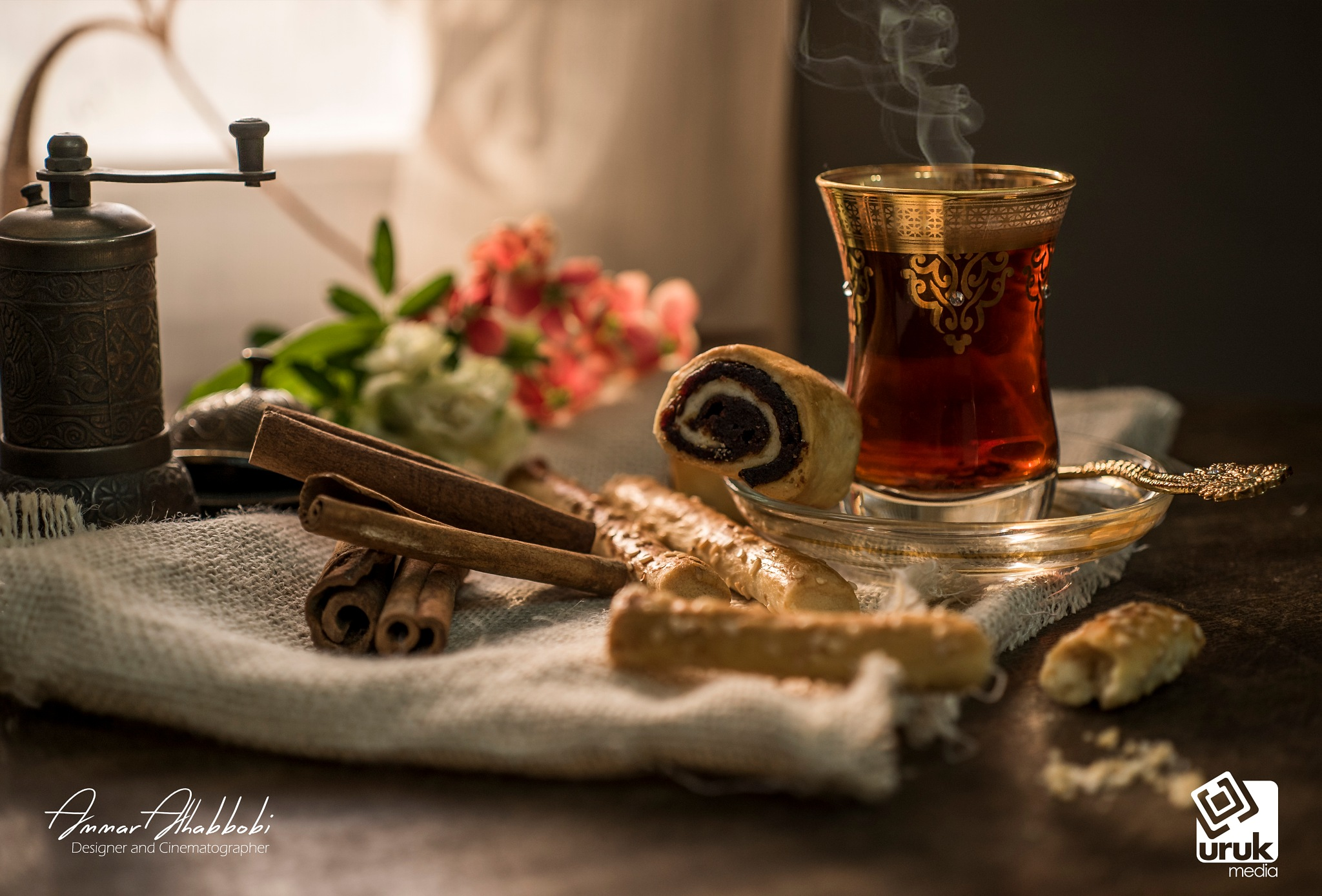 Eid Traditions by AmmarAlhabbobi