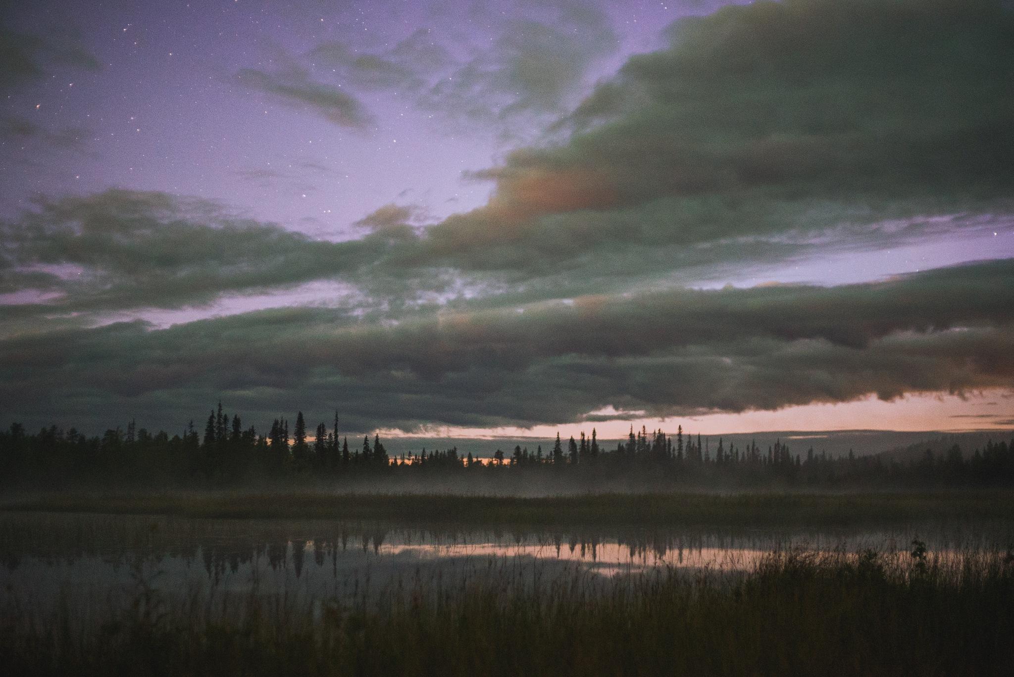 The Far Border by Juuso Voutilainen