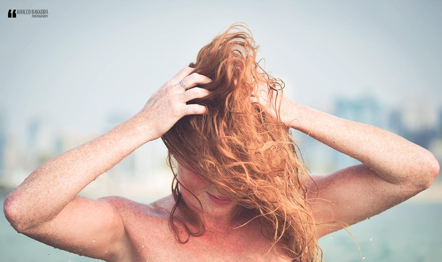 Morning + Sun + Wind  by Khaled Bakkora
