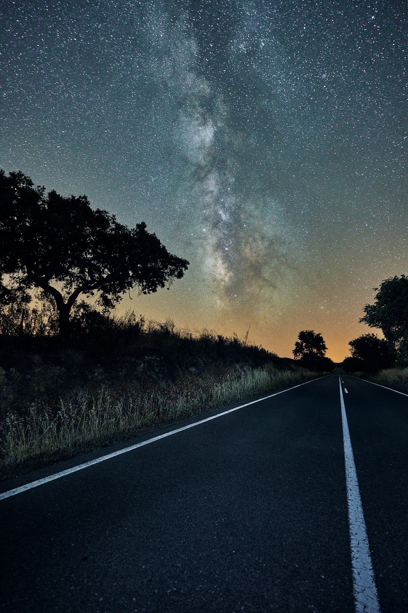 Portugal@Sardanito - The Milky Road by shadexposure