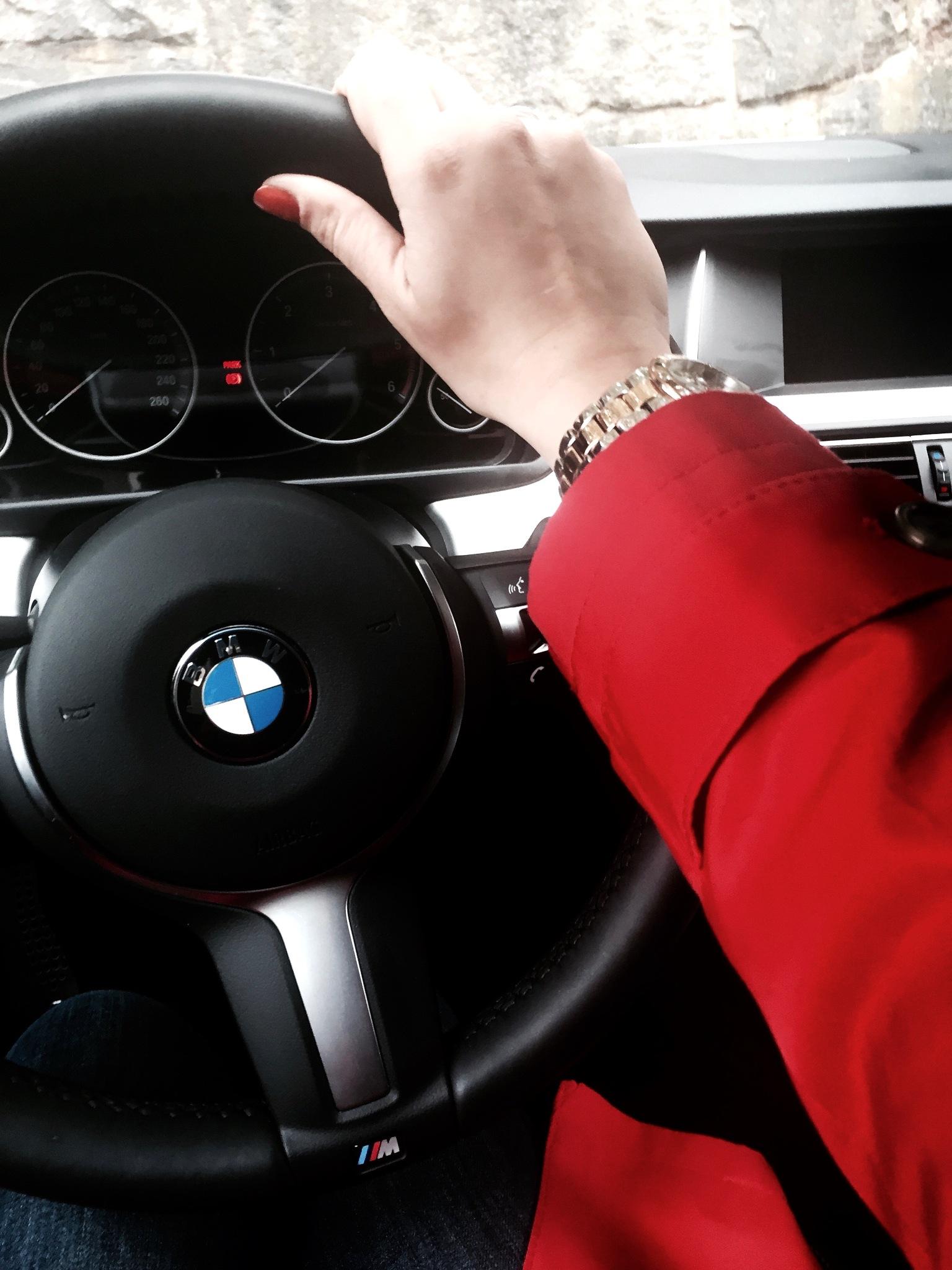 BMW by Magda Hörndahl