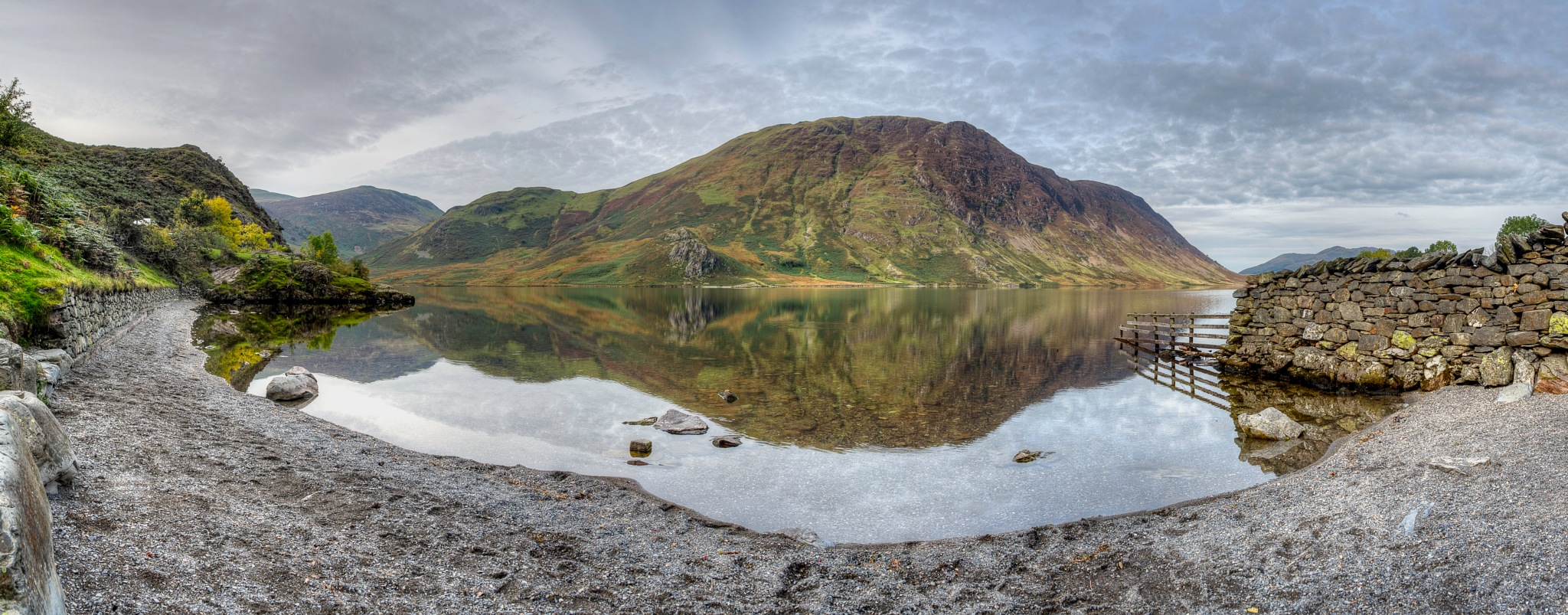 Buttermere by GazMcAloon