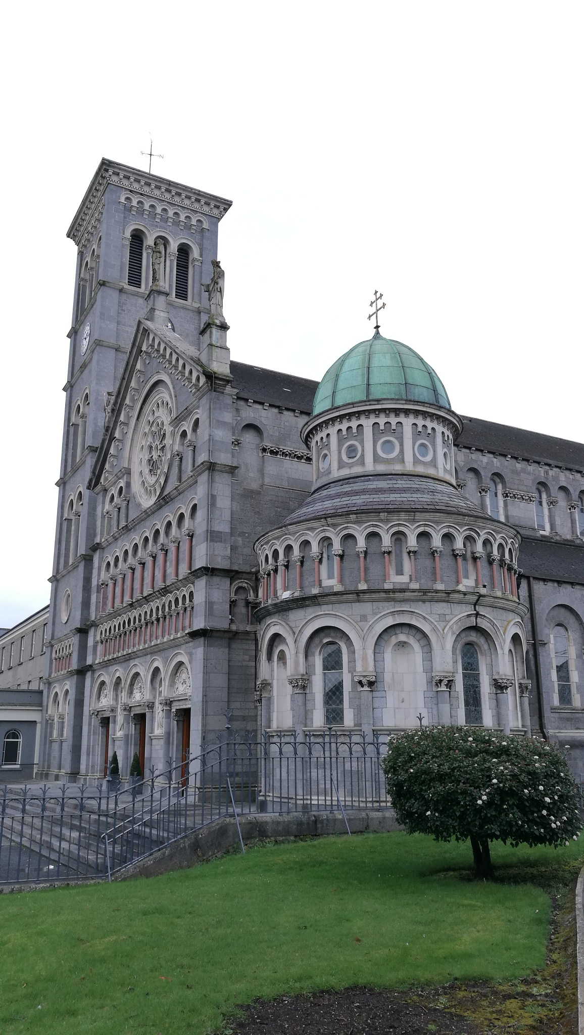 Cathedral of Assumption  by Darryn Loughnane