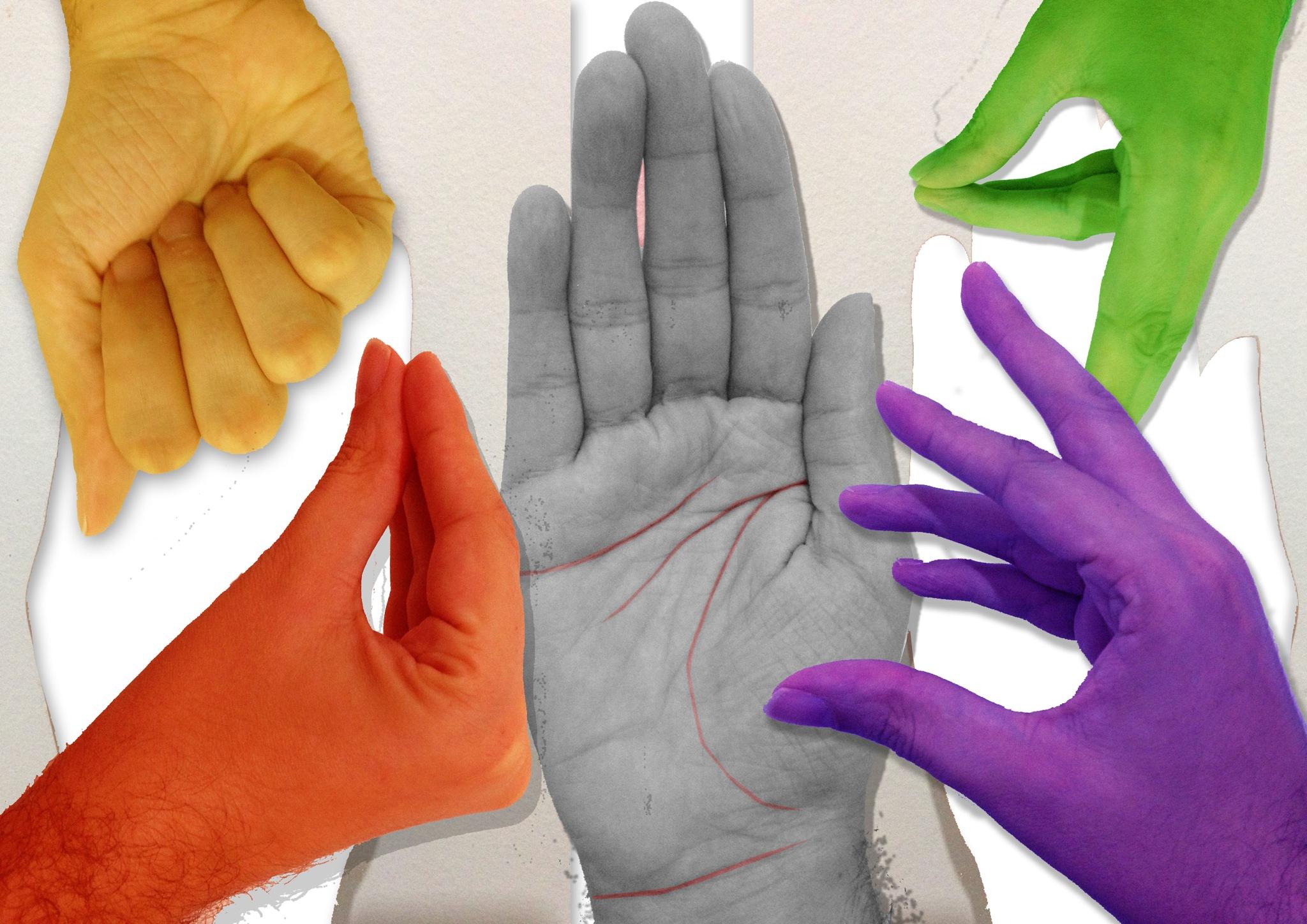 Color Hands by fernandopazalv