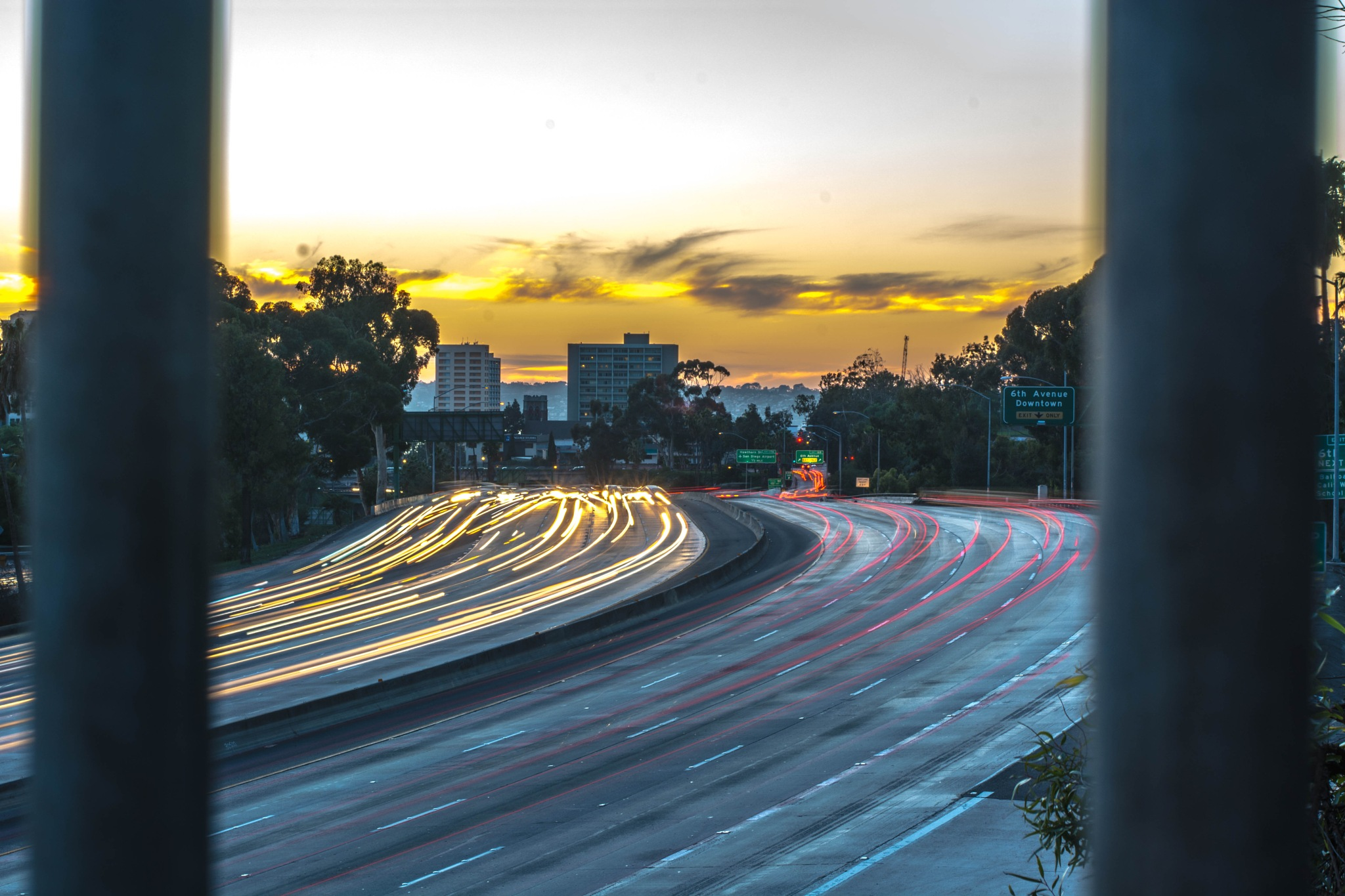 Speed of Sunset by Isaiah Williams