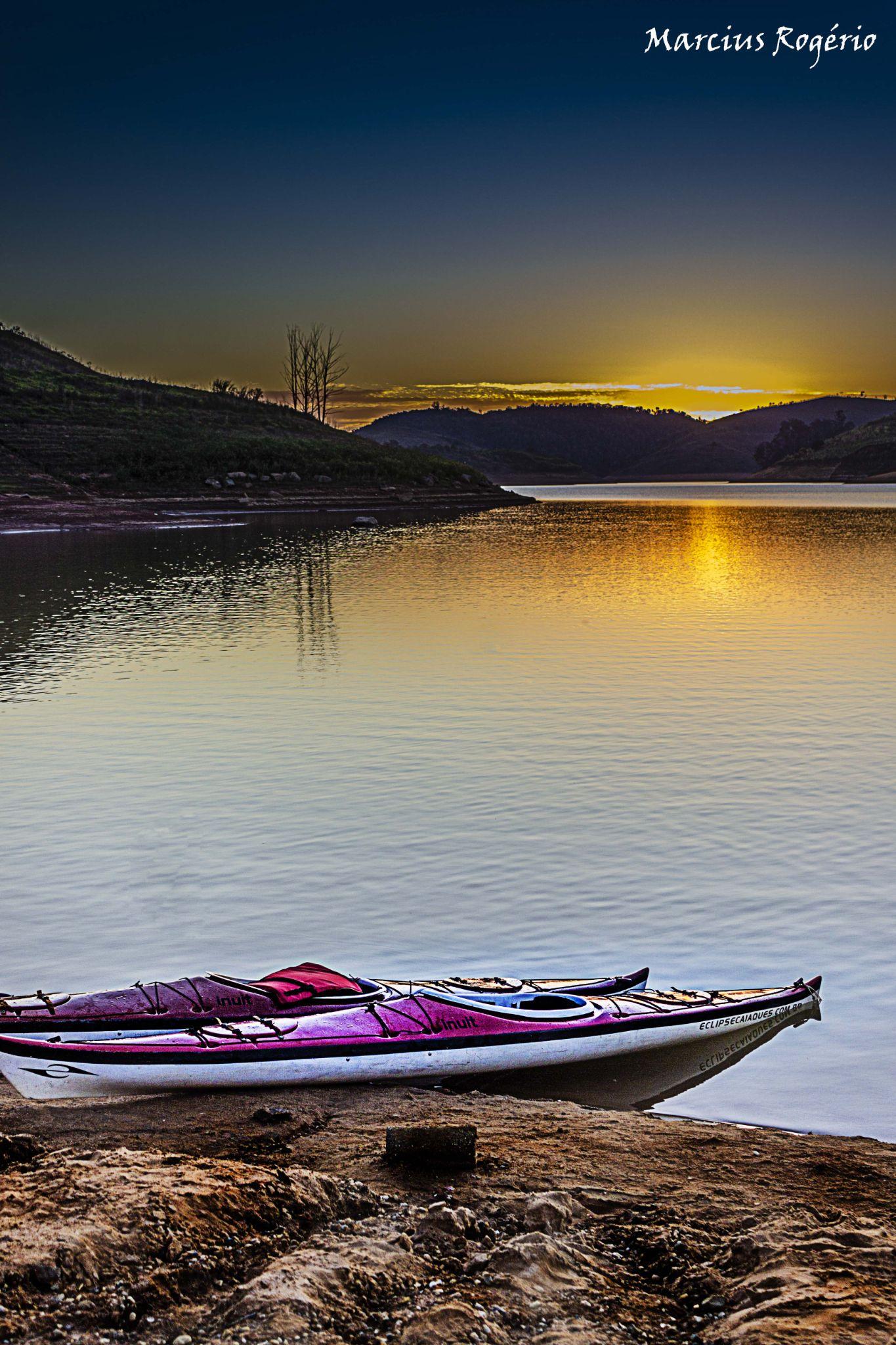 Kayak by marciusrogerio