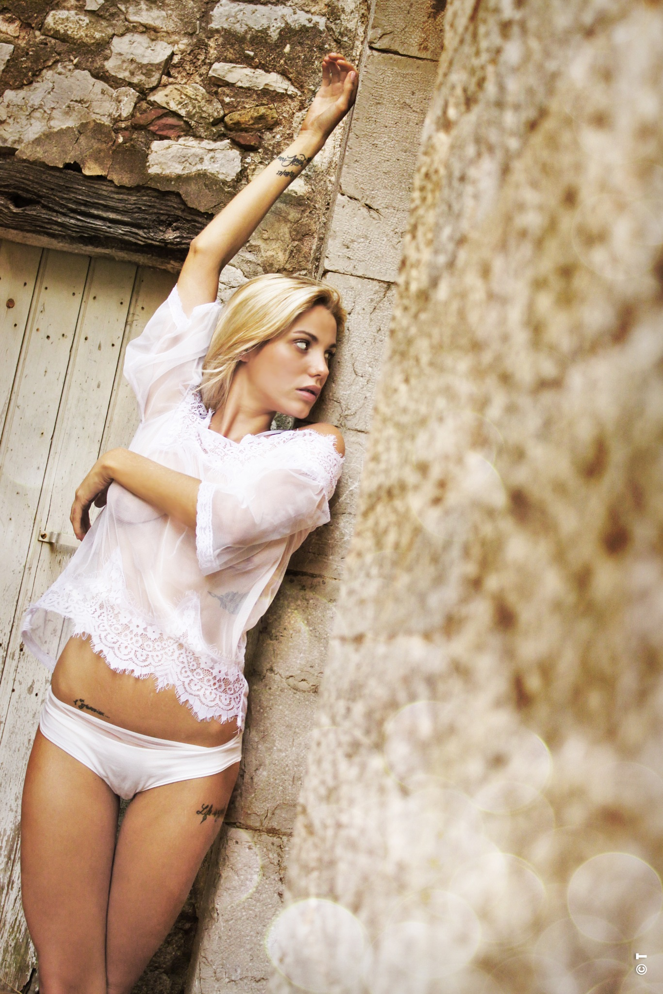 Old Town Lingerie by Tphotos