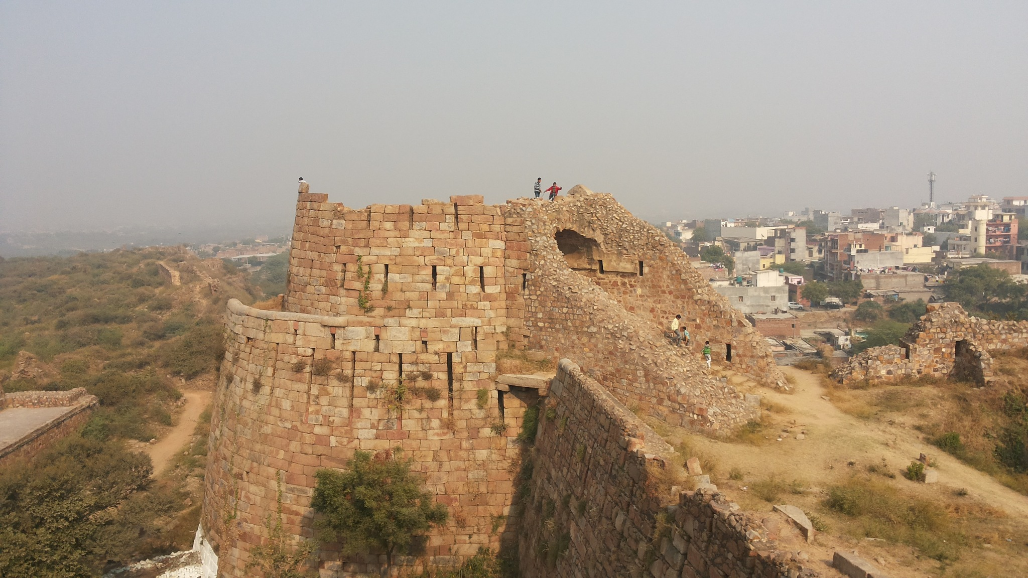 Fort by Harshit Agrawal