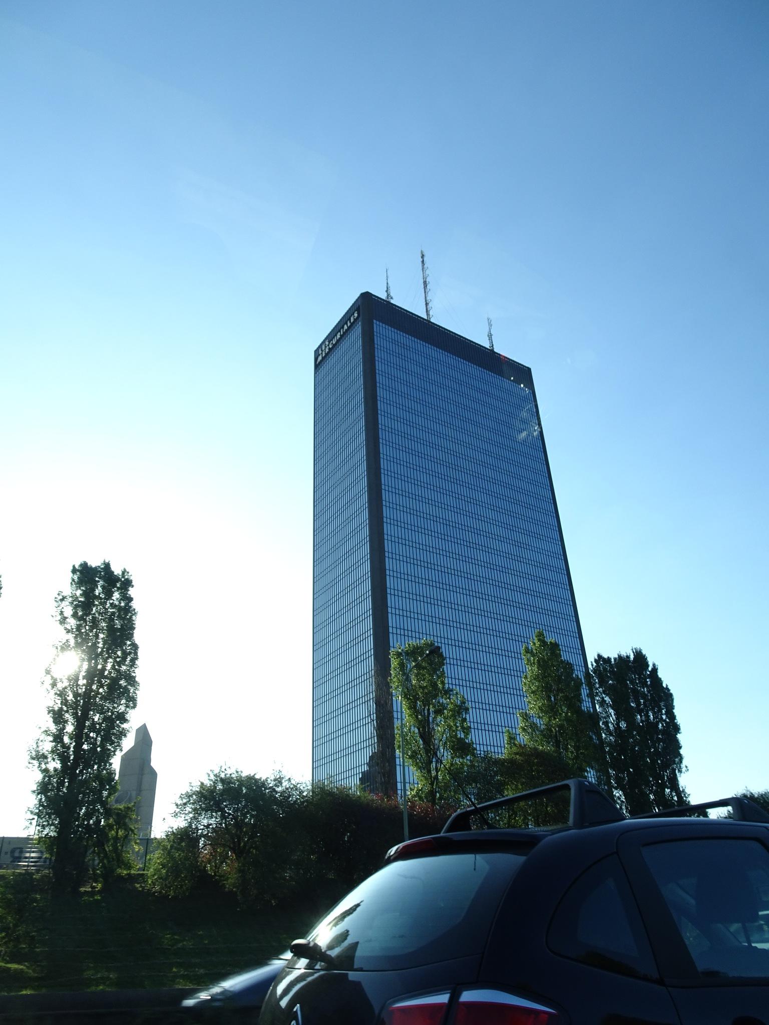 High building in France by tessaklok