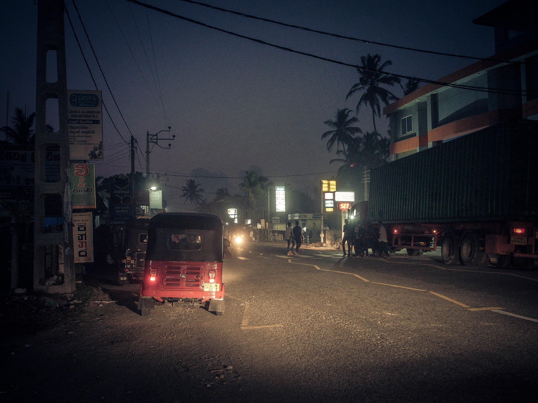 Night time I'm Sri Lanka by S photos on YouPic