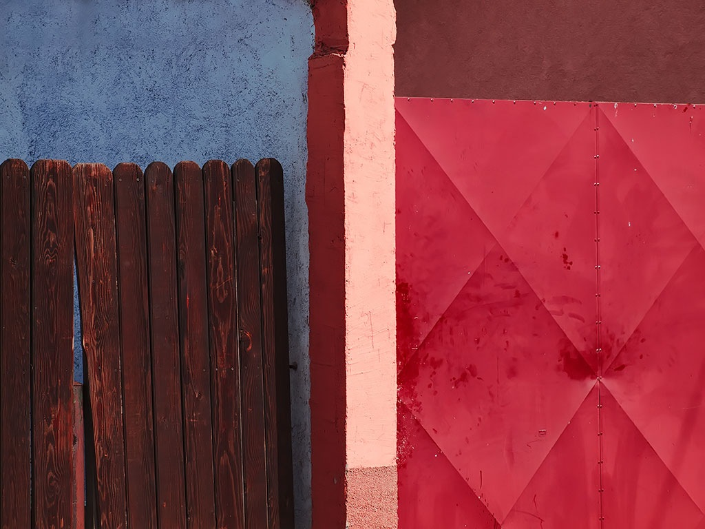 abstract fences by Diwan