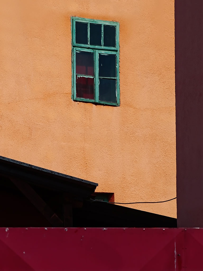 abstract window by Diwan