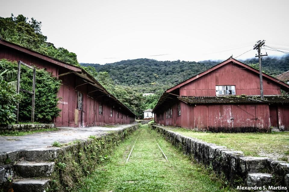 Vila de Paranapiacaba-SP by Alexandre Simões Martins