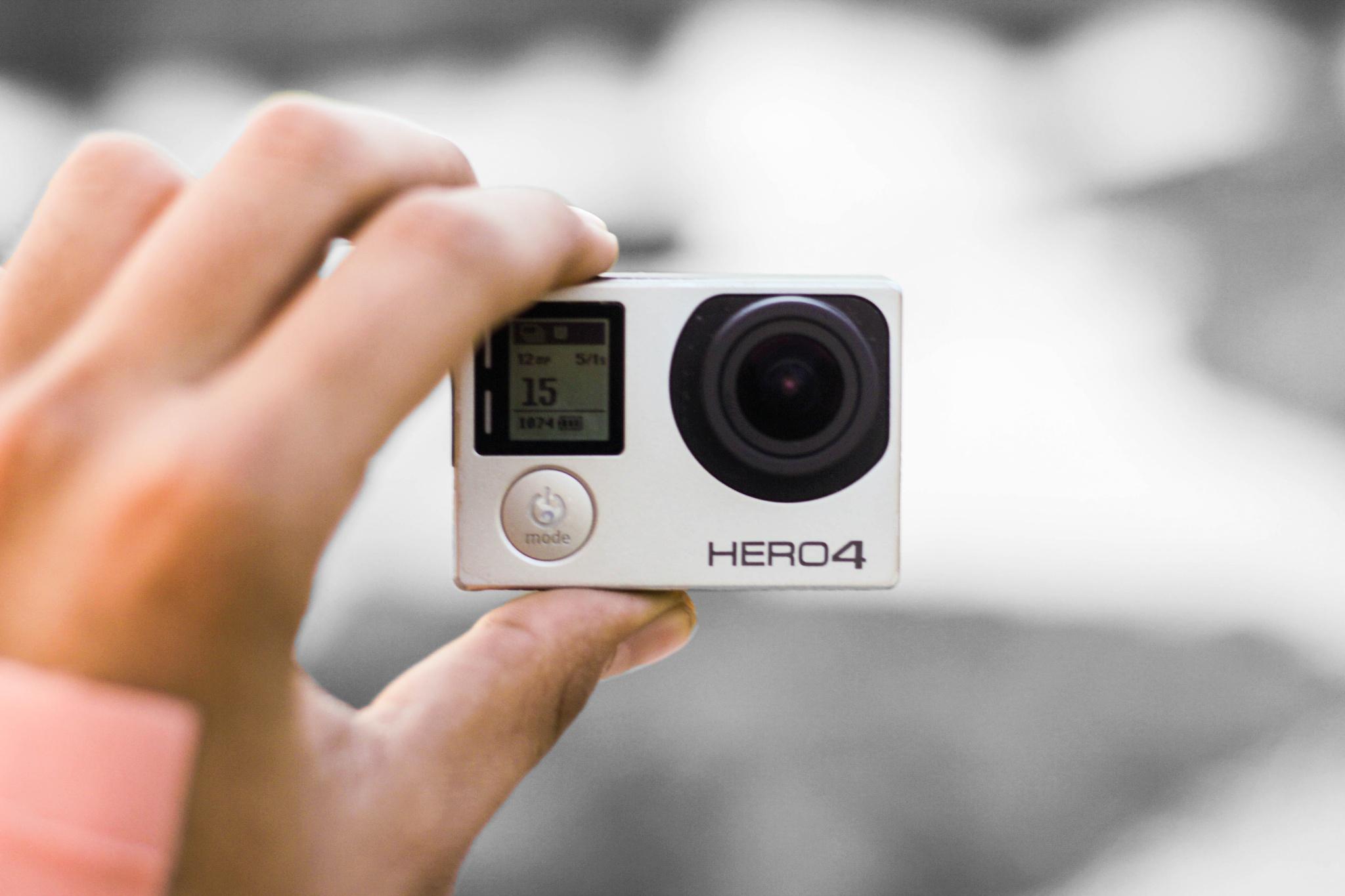 GoPro Hero 4 SilverEdition. by Muhd Munawir