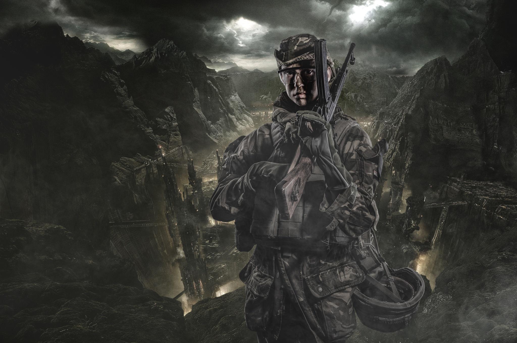 Battlefield overwach by clickklakwerk