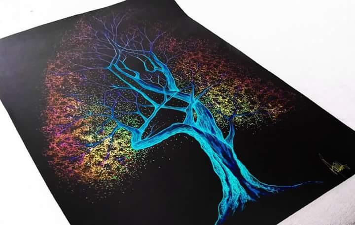 Tree position  by Flavius Garcia