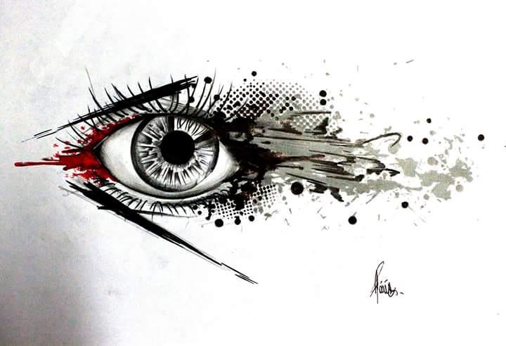 Eye by Flavius Garcia