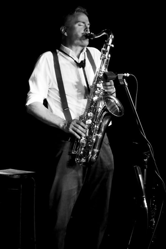 sexy saxy sax by Chris Carroll