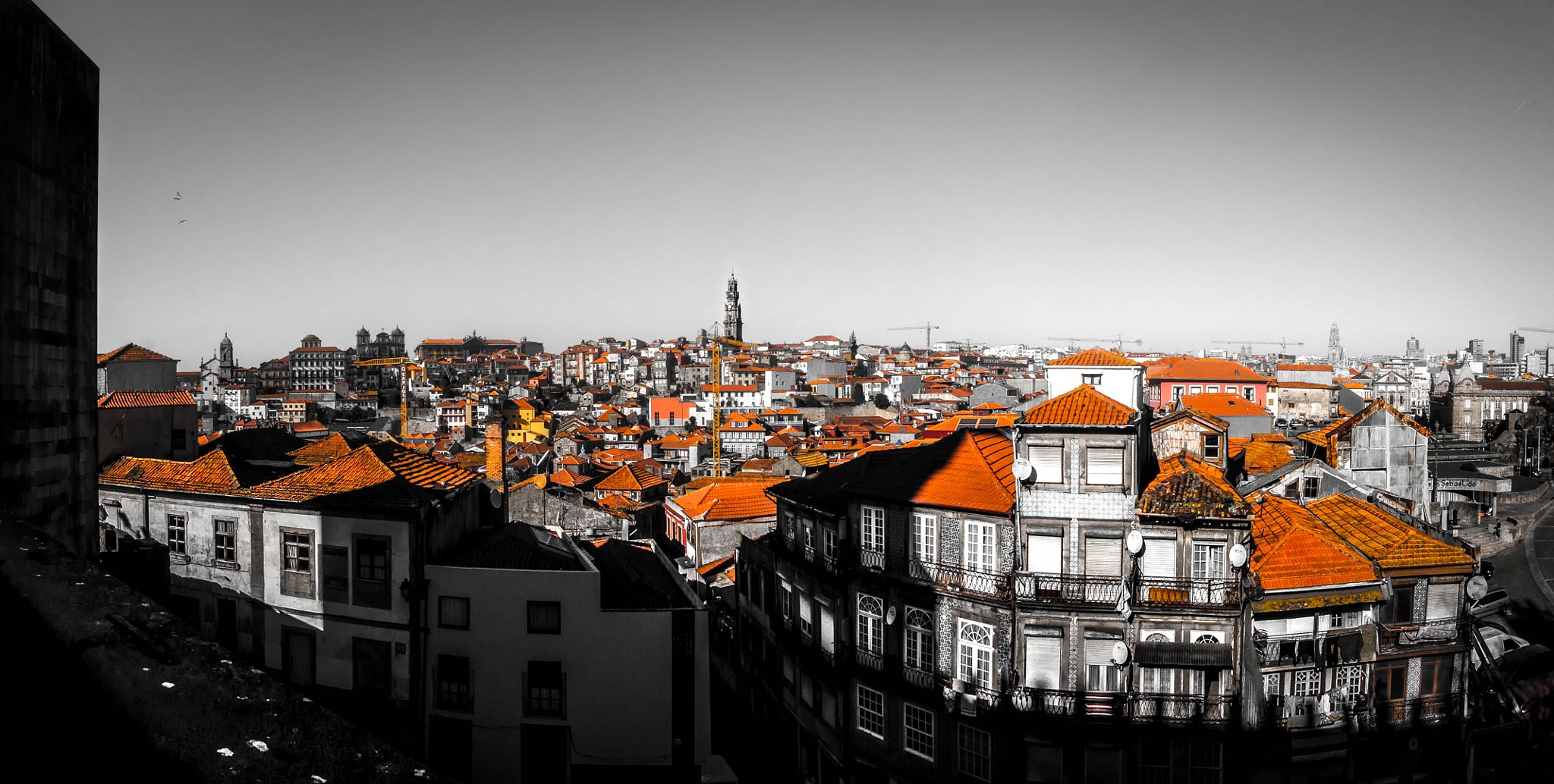 Porto view  by KilianTorres