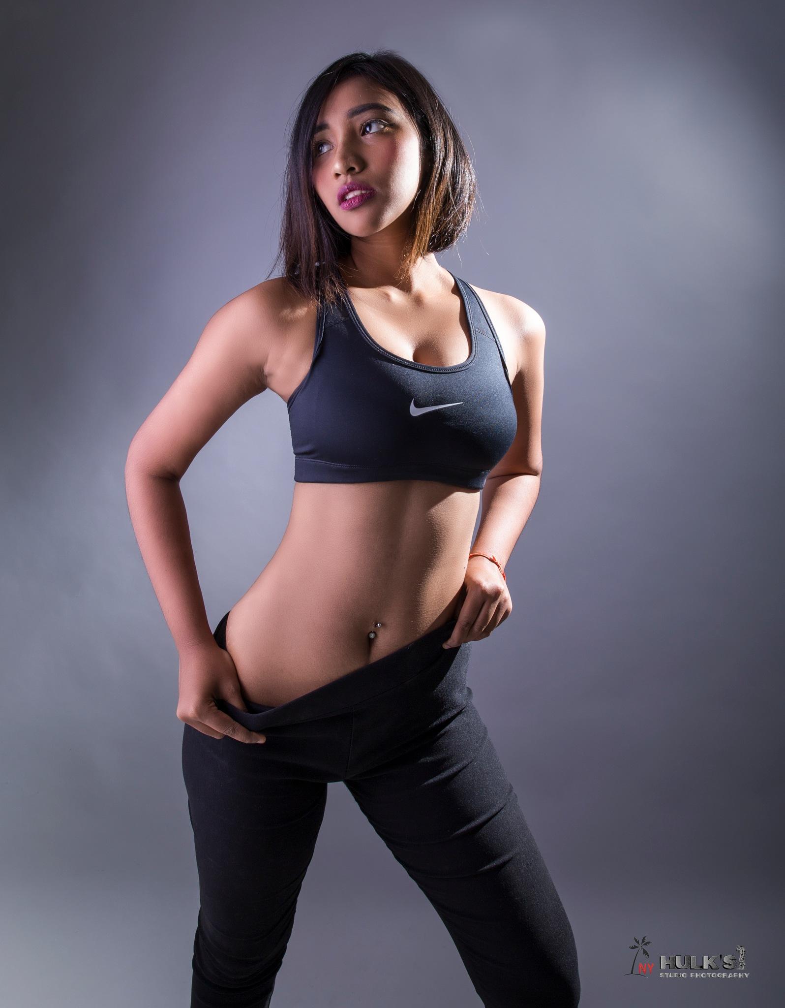 Natasha Khway Khongmalai by muscularhulk6