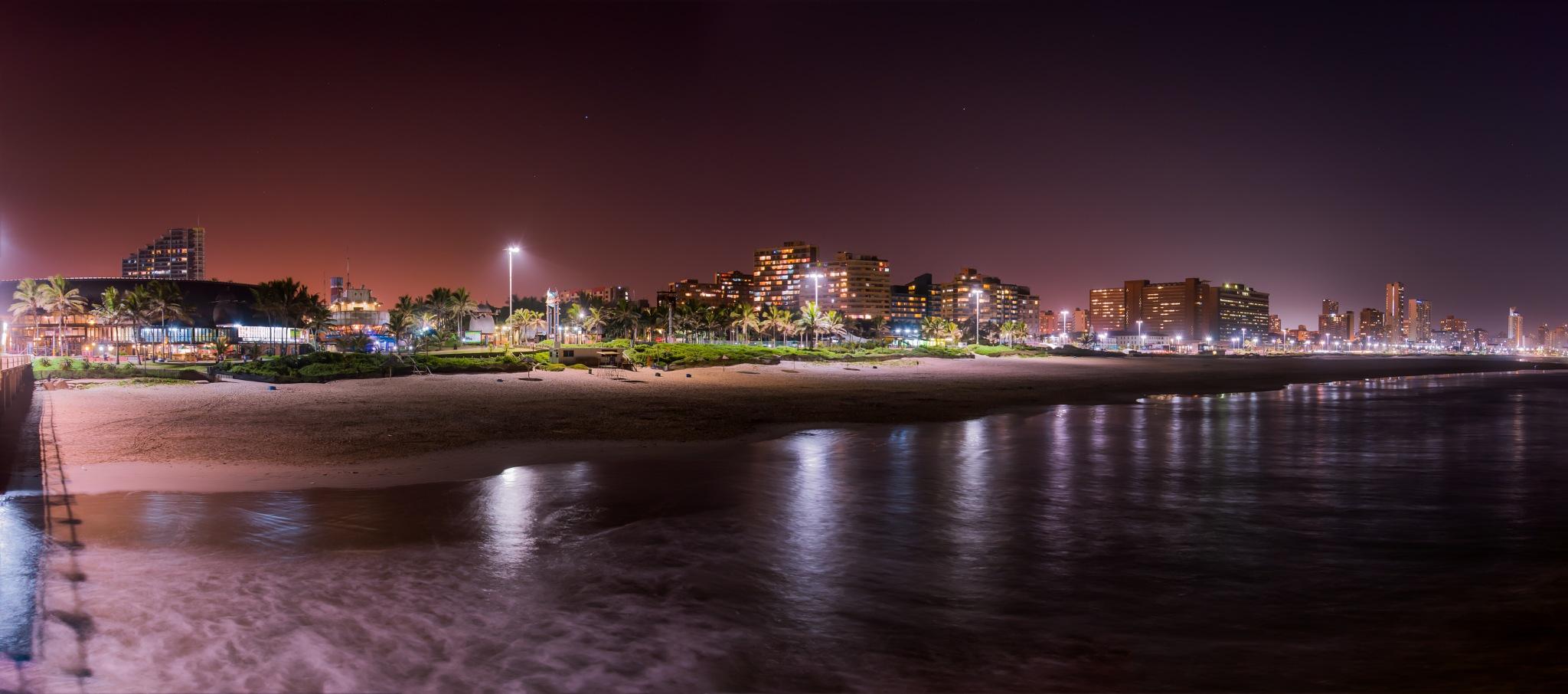 Durban City, South Africa by kartaba