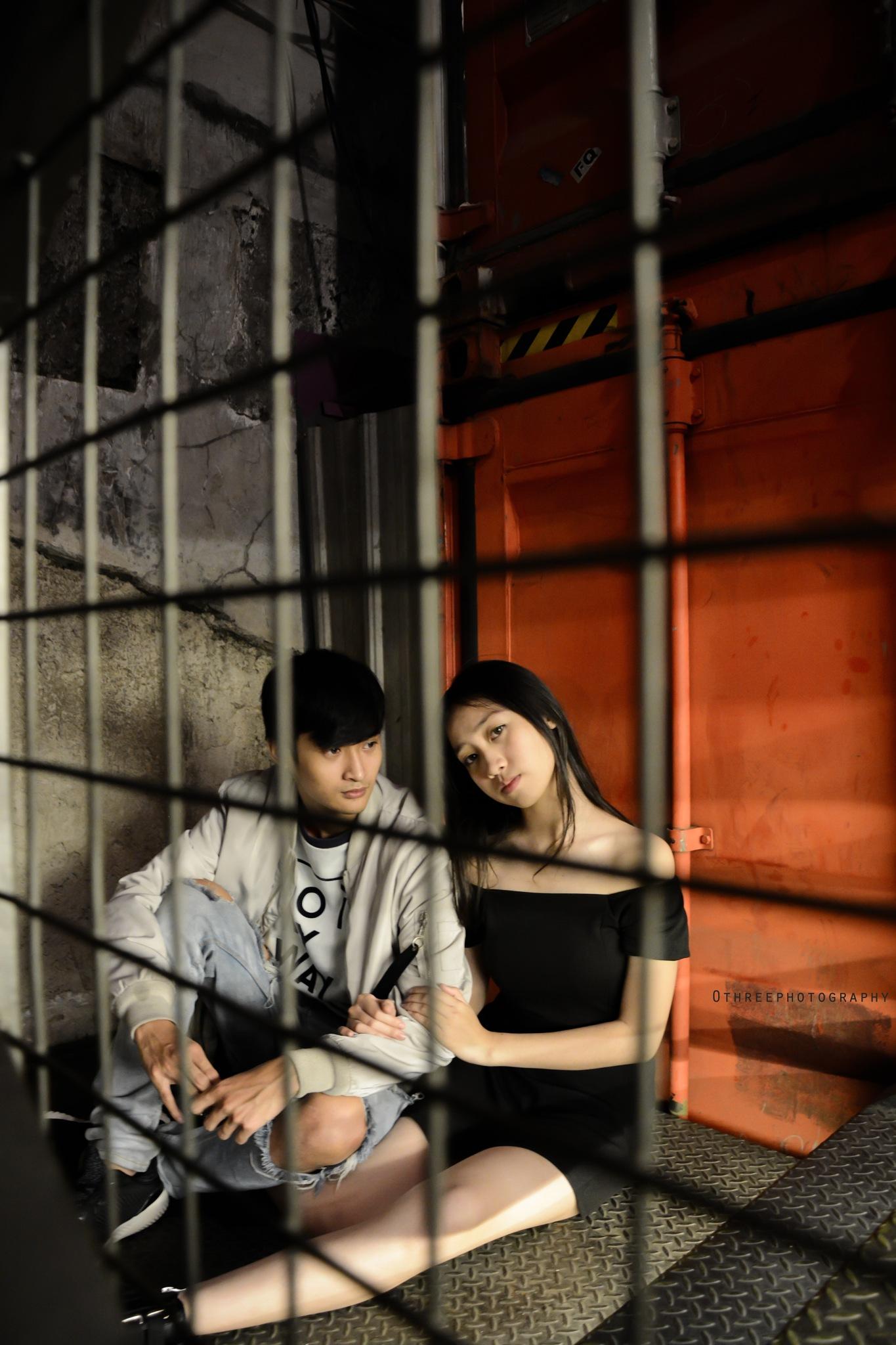 Love in Prison by Putri Solehah Sumarno